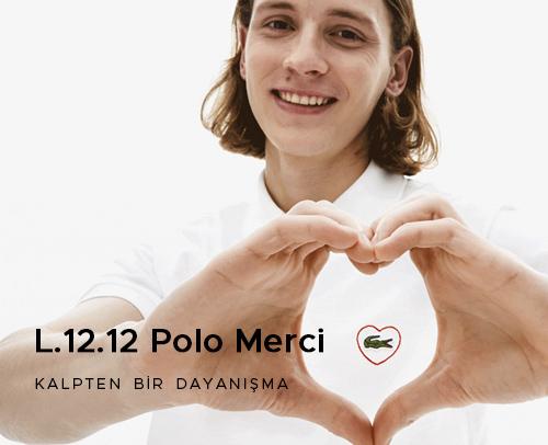 L.12.12 Polo Merci