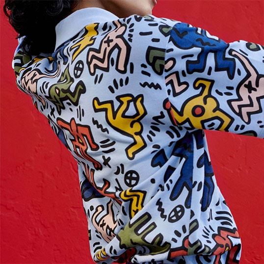 Lacoste x Keith Haring, 2019