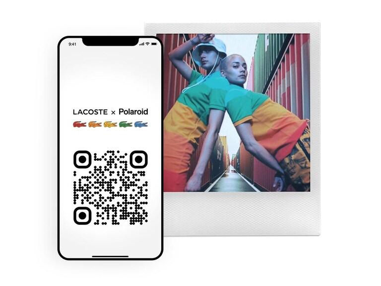 Lacoste X Polaroid Filtresi