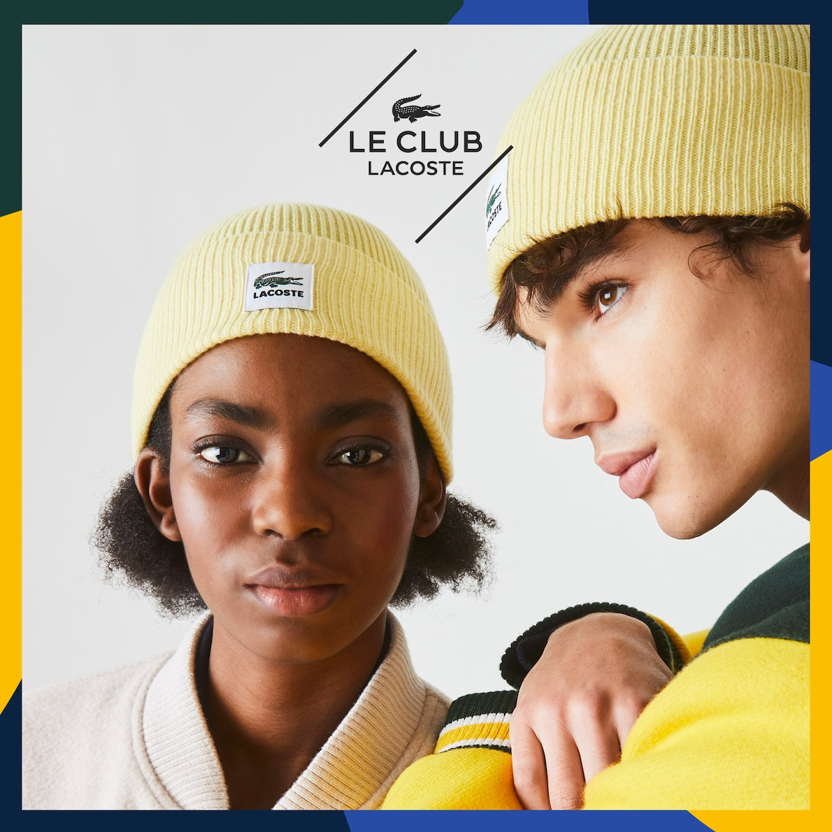 Le Club Lacoste : Eksik olan tek şey sizsiniz!