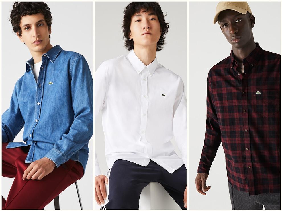 Sizin Gömleğiniz Hangisi?