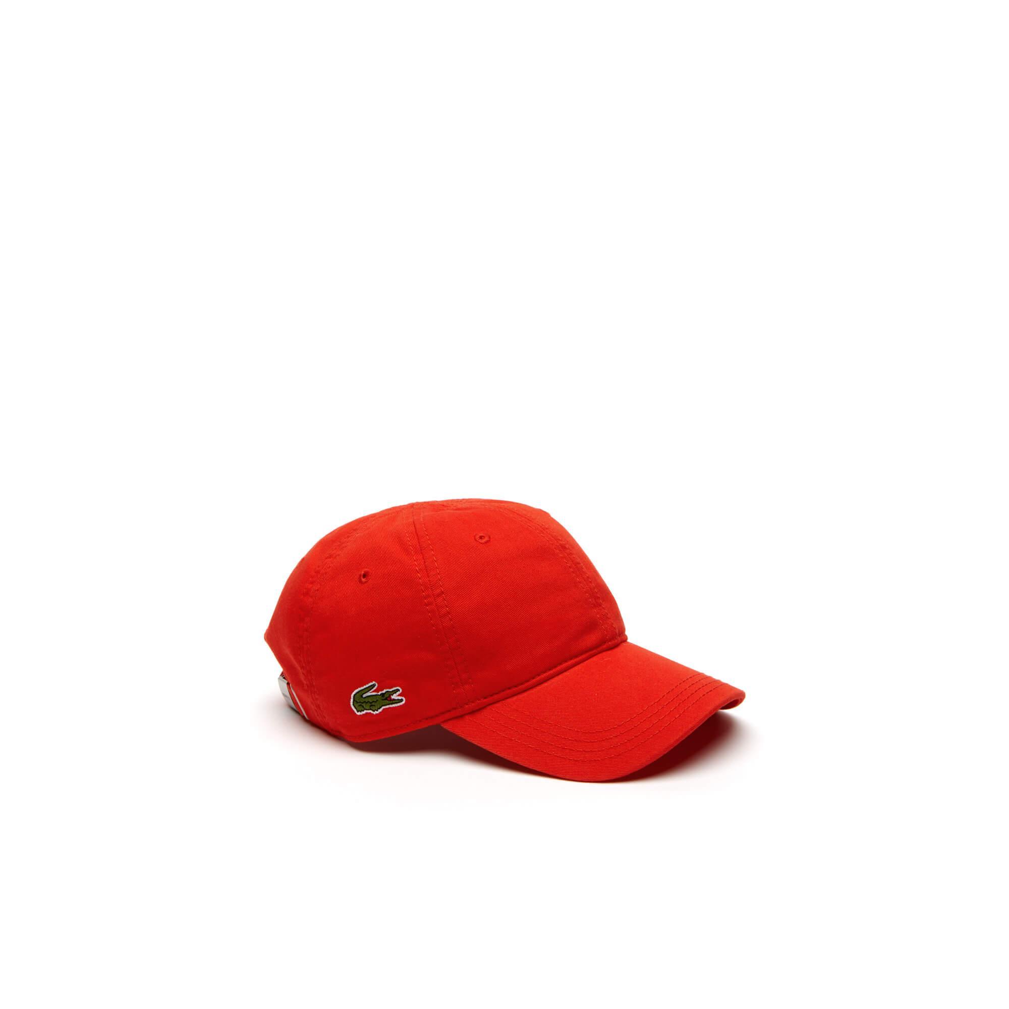 Lacoste Erkek Kırmızı Şapka