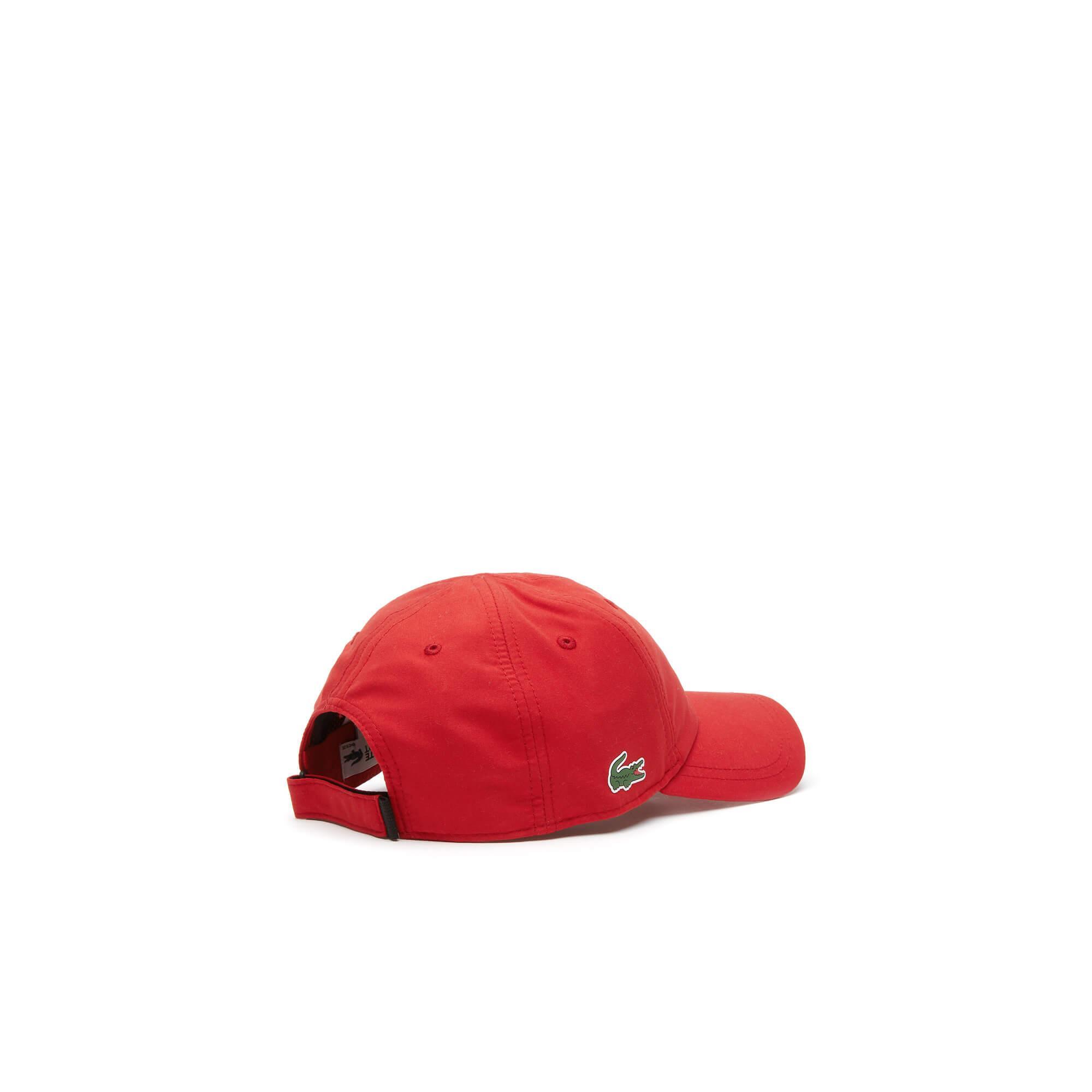 Lacoste Erkek Kırmızı Spor Şapka