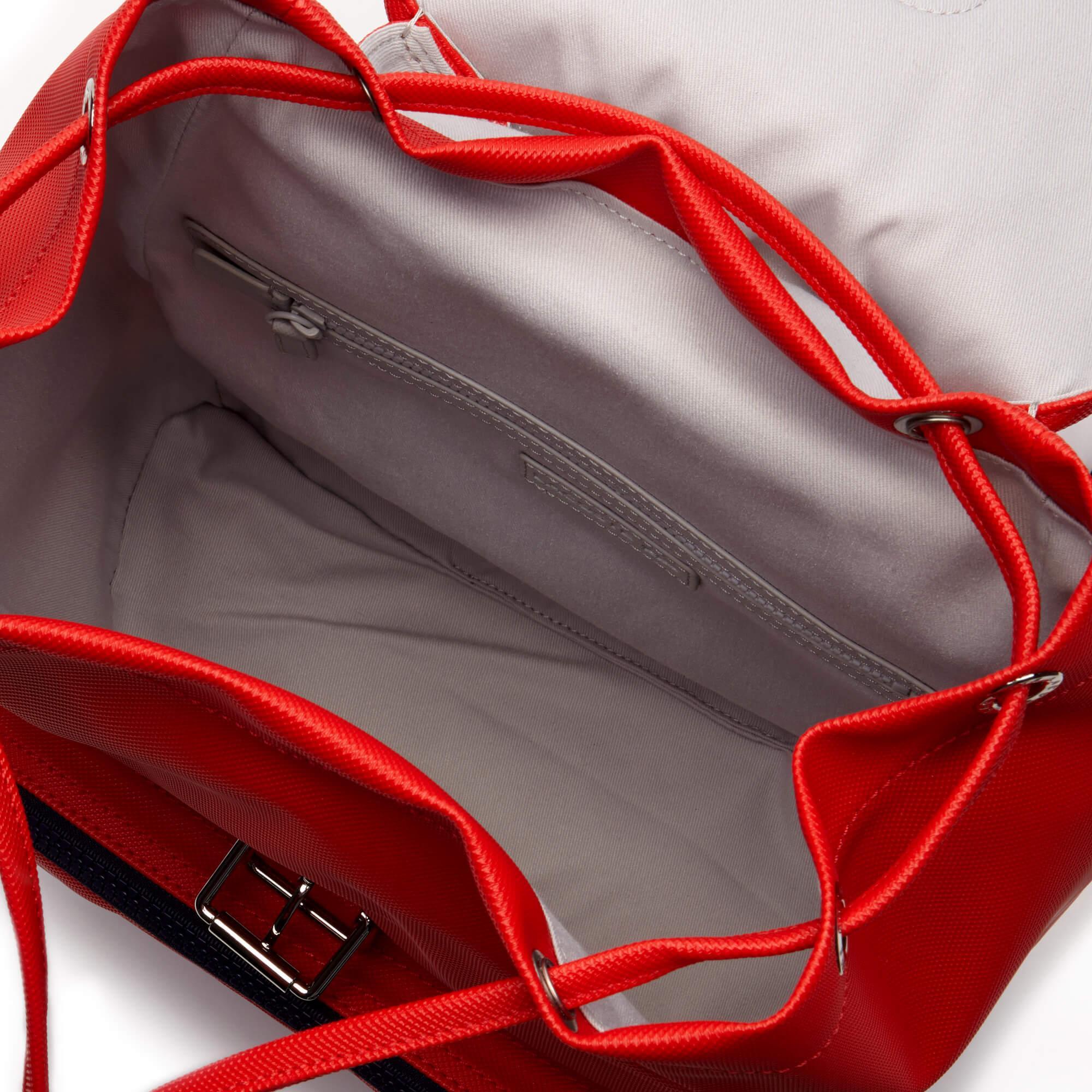 Lacoste Kadın Kırmızı Sırt Çantası