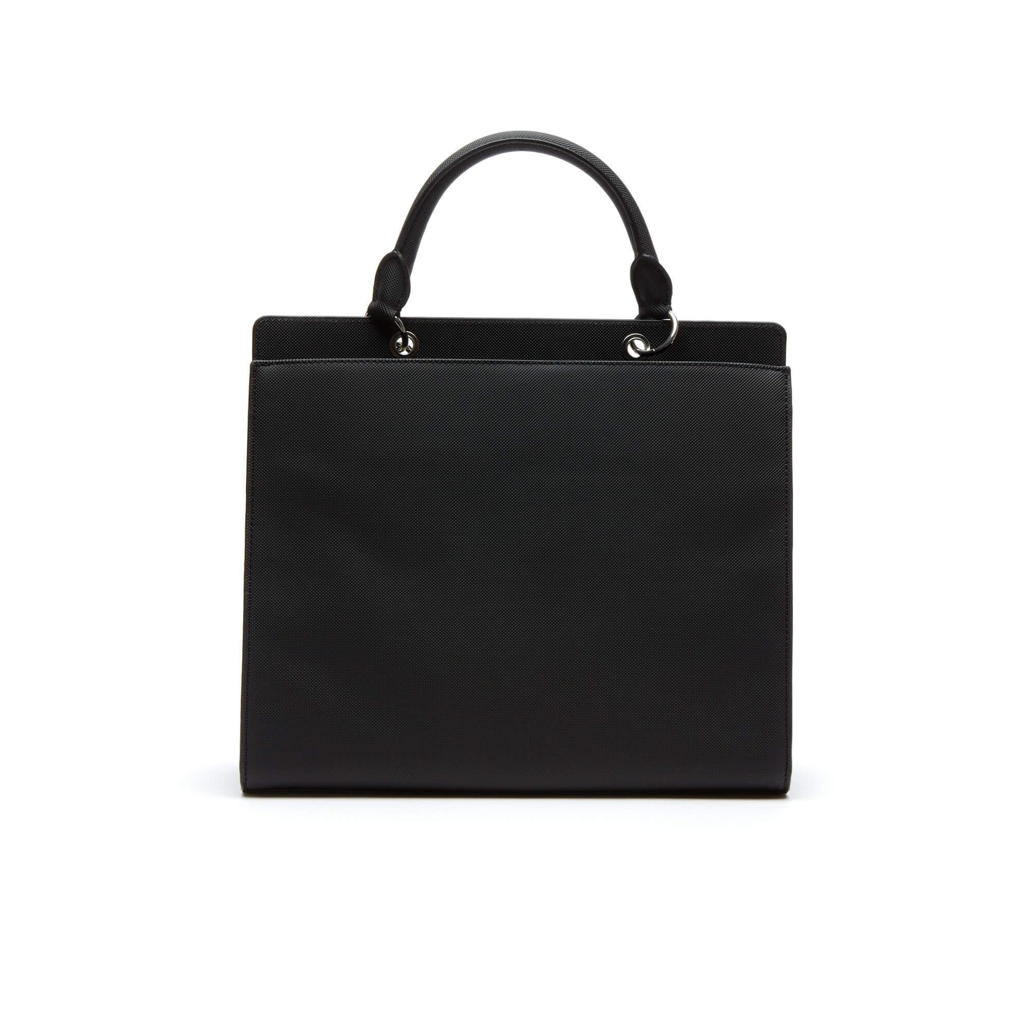 Lacoste Kadın Daily Classic Siyah Çanta