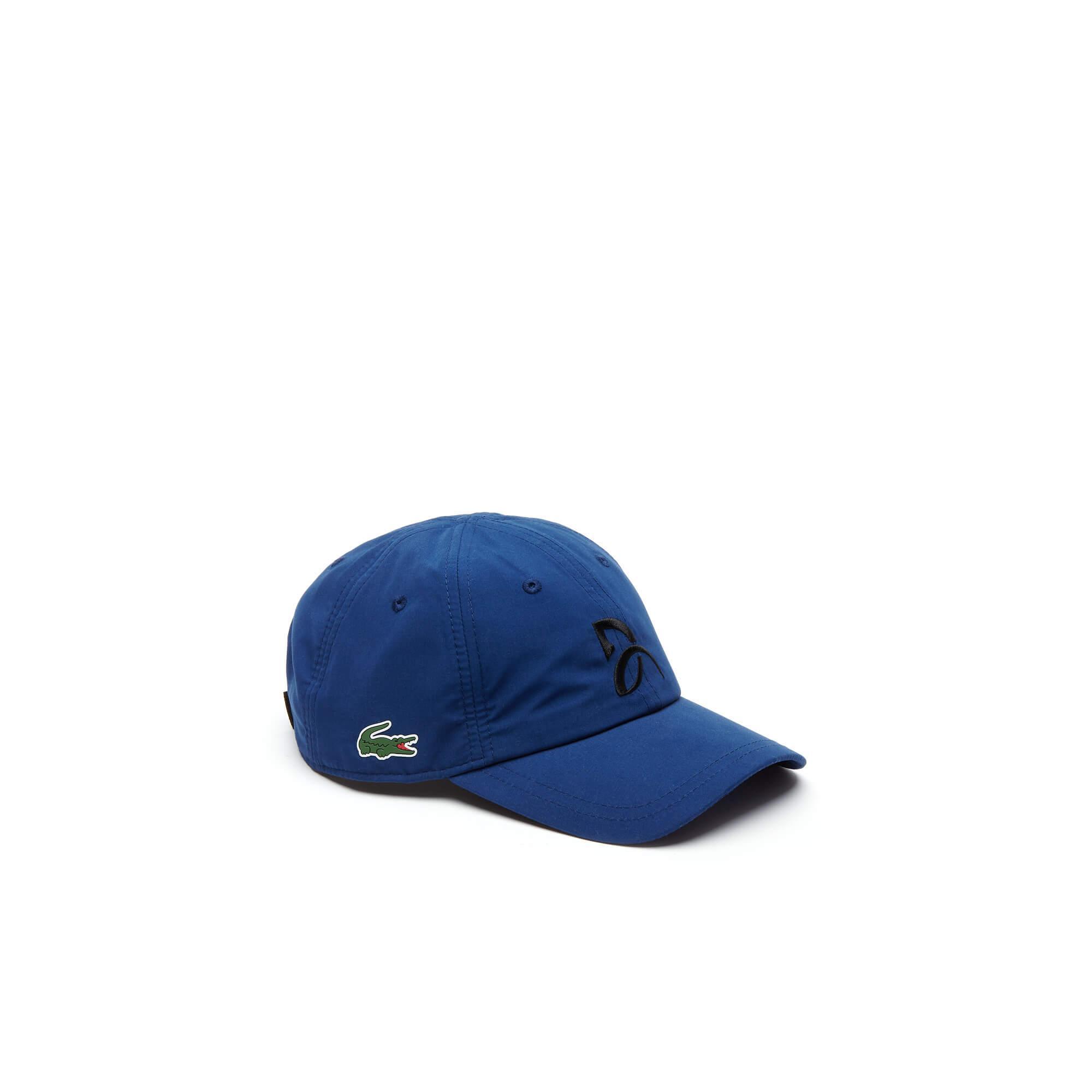 Lacoste Erkek Novak Djokovic Mavi Spor Şapka