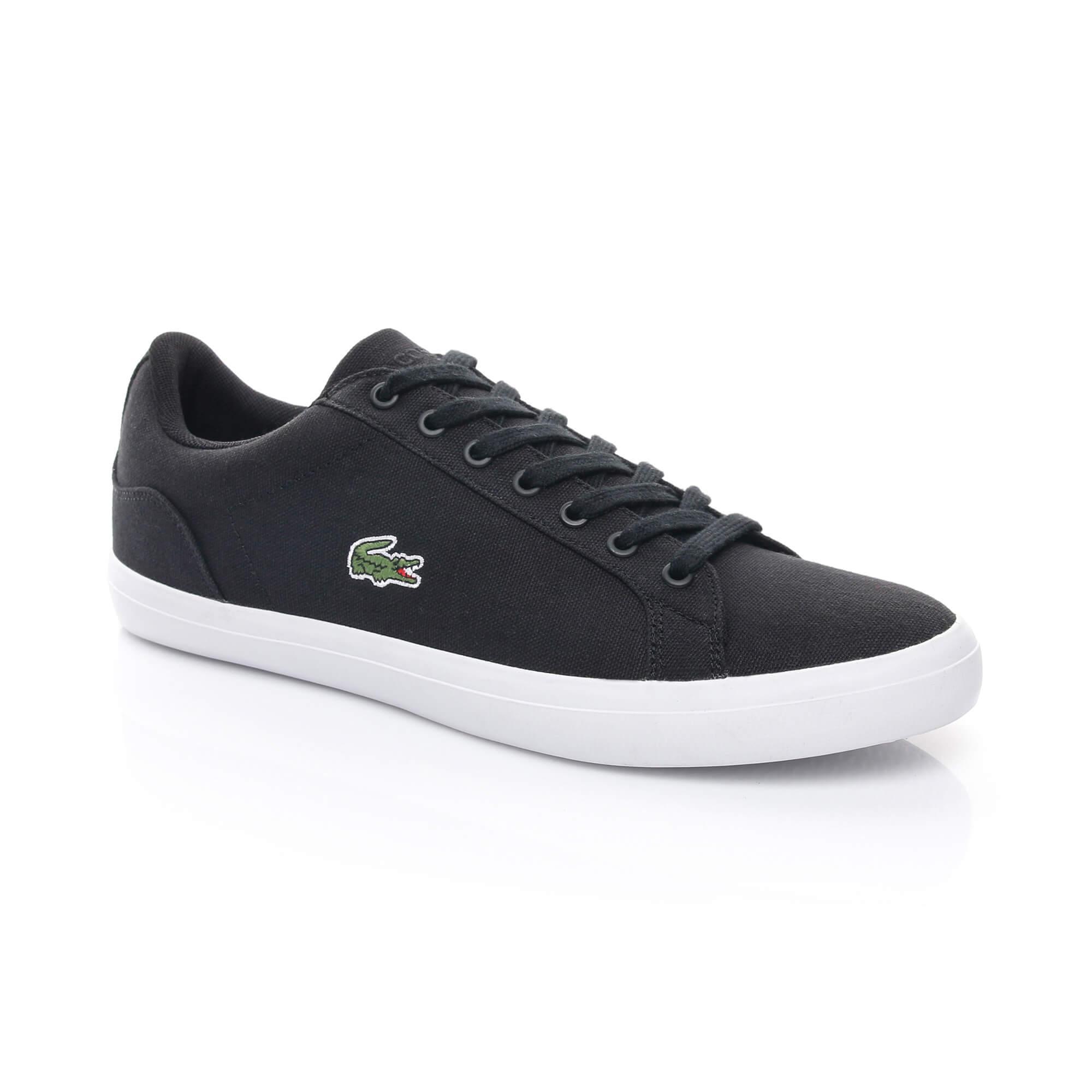 Lacoste Lerond Erkek Siyah Ayakkabı