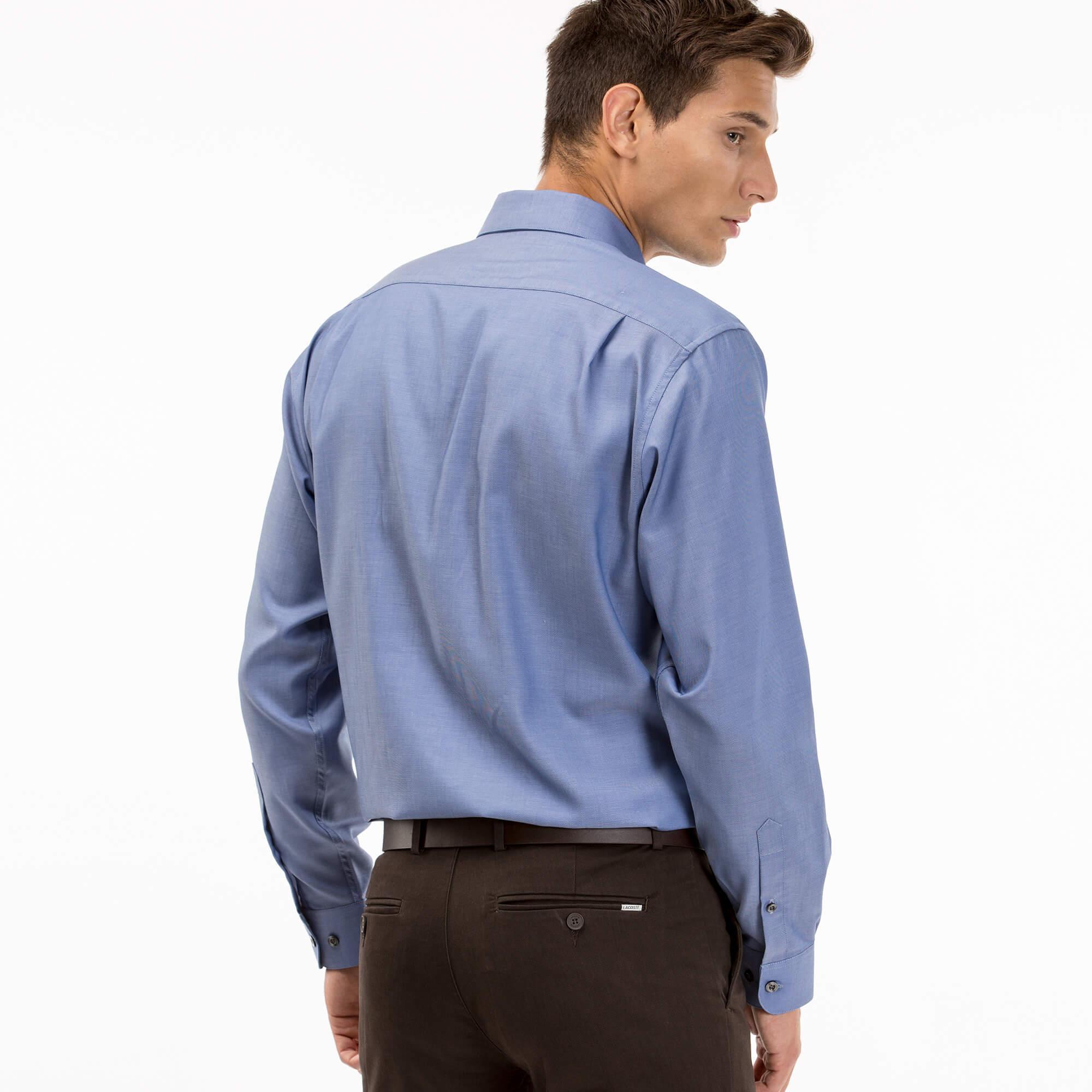 Lacoste Erkek Regular Fit Gömlek
