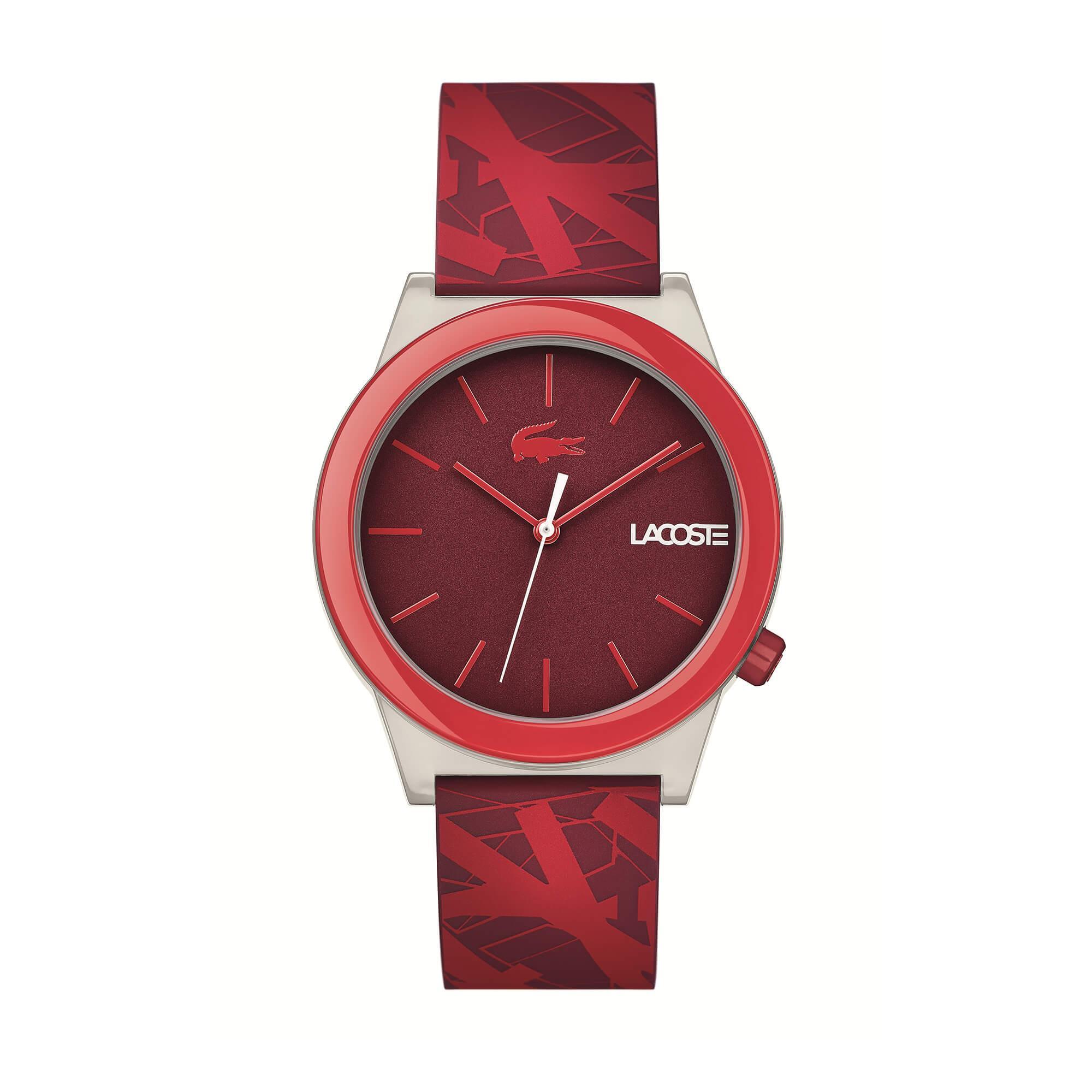 Lacoste Motion Kırmızı Unisex Saat