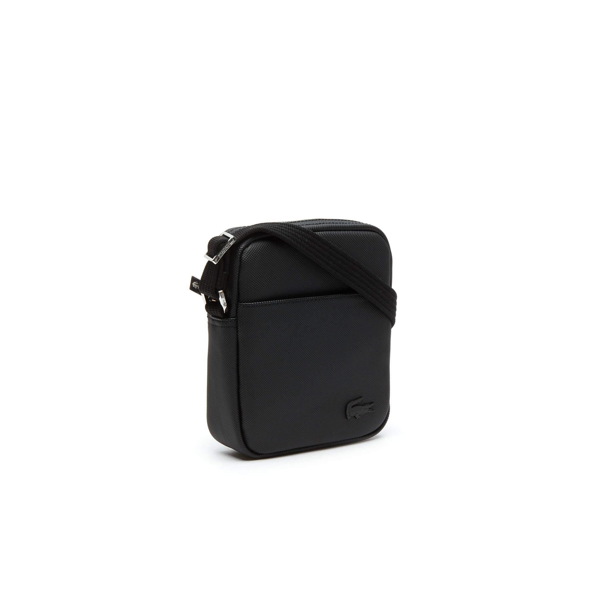 Lacoste Erkek Siyah Kamera Çantası