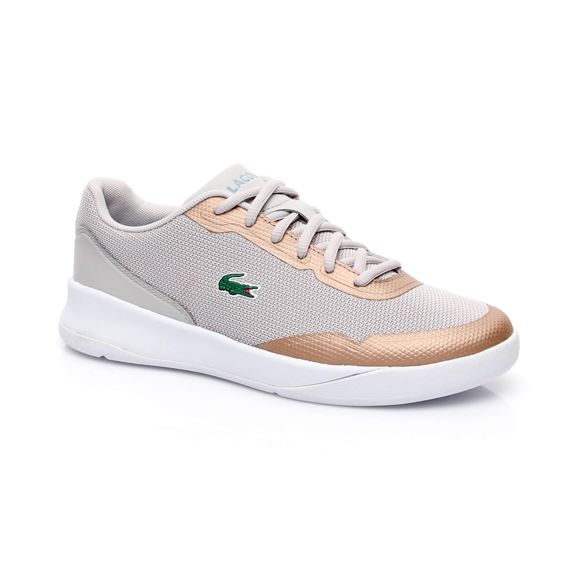 Lacoste LT Spirit Kadın Gri Sneaker
