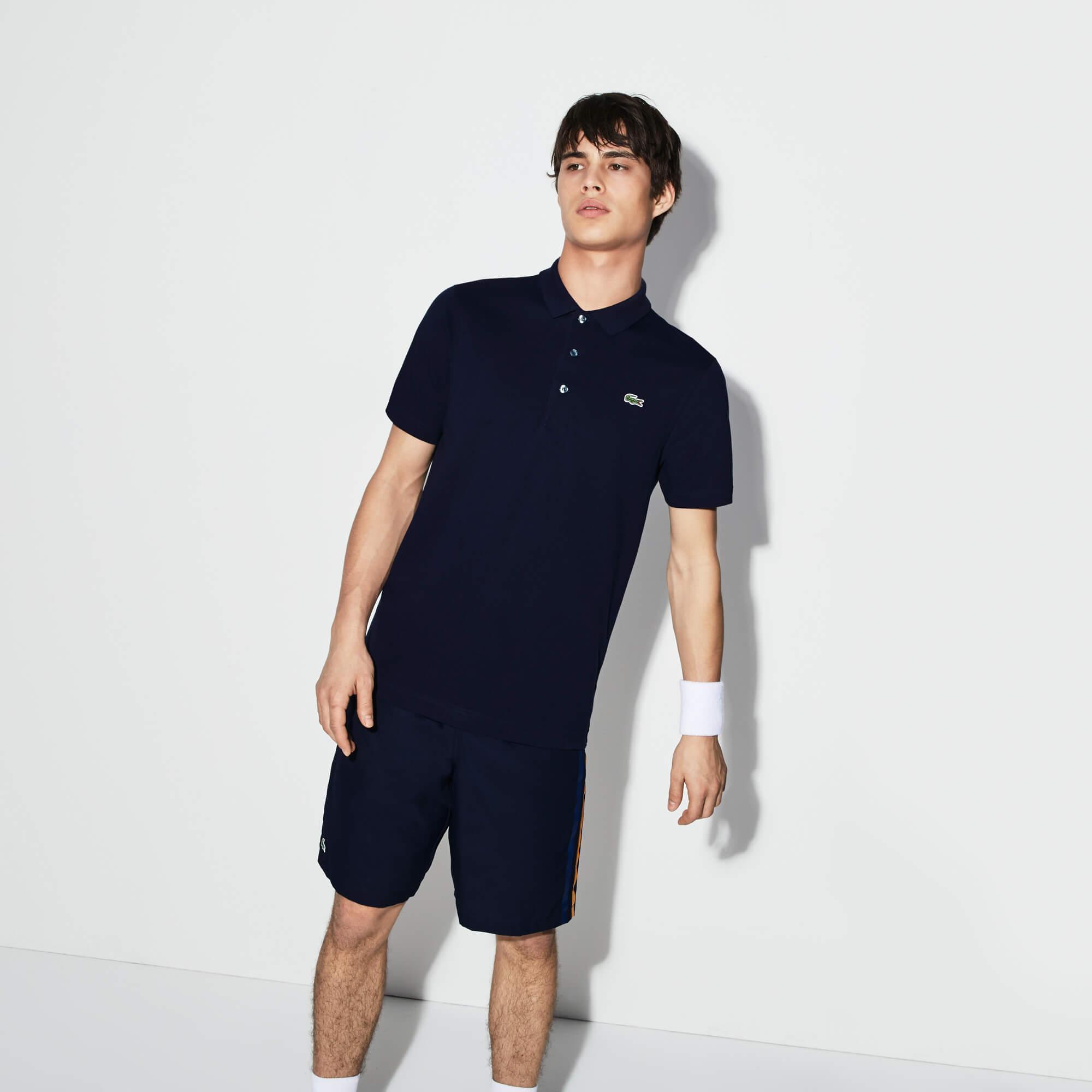 Lacoste Sport Erkek Lacivert Polo