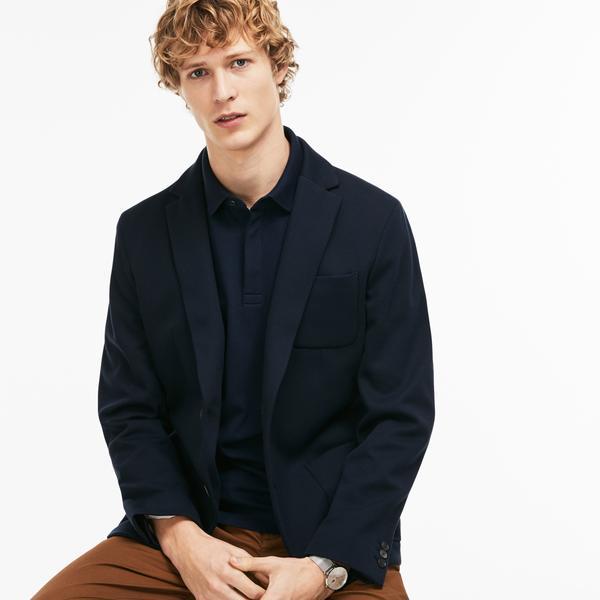 Lacoste Erkek Regular Fit Lacivert Paris Polo