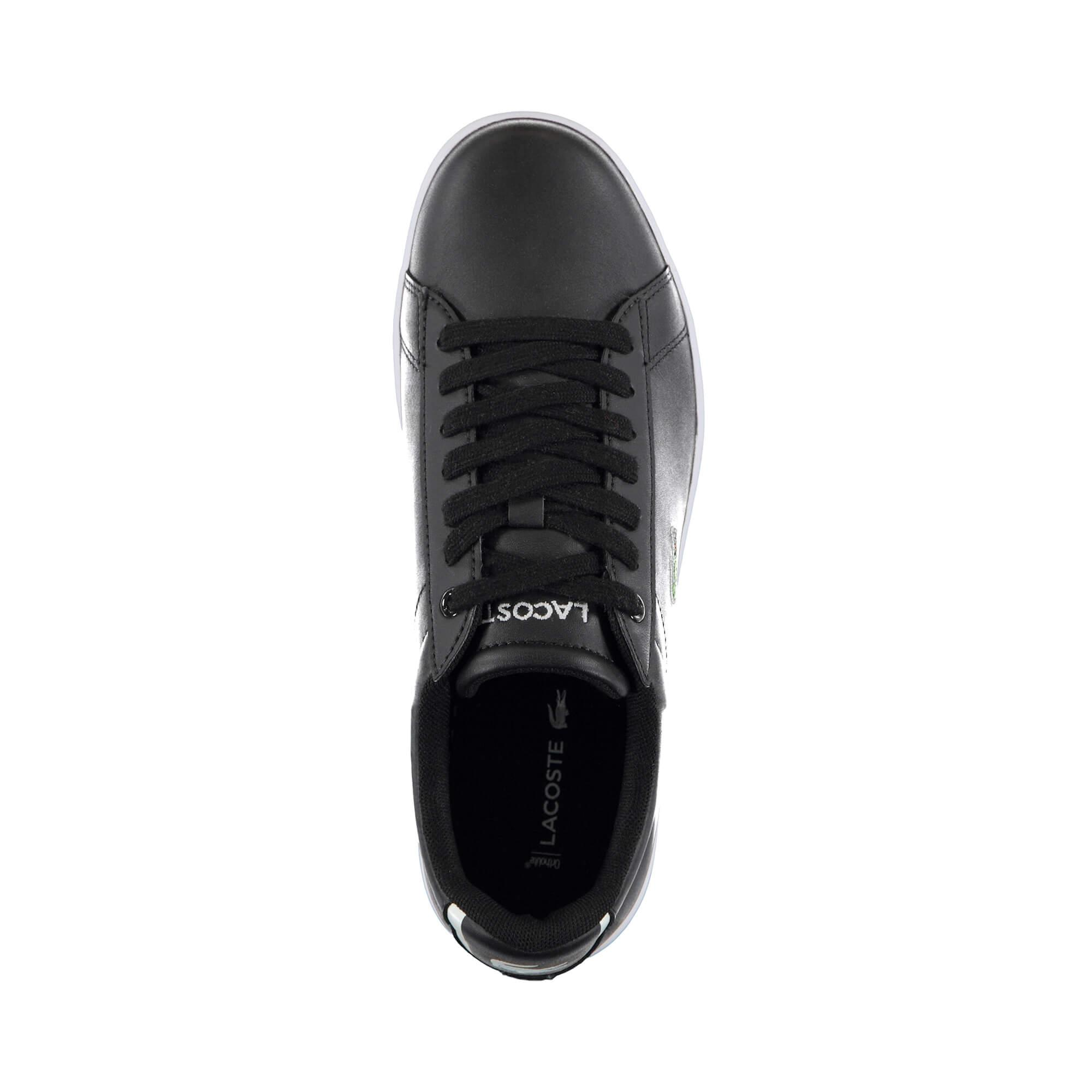 Lacoste Kadın Carnaby Evo BL 1 Siyah Sneaker