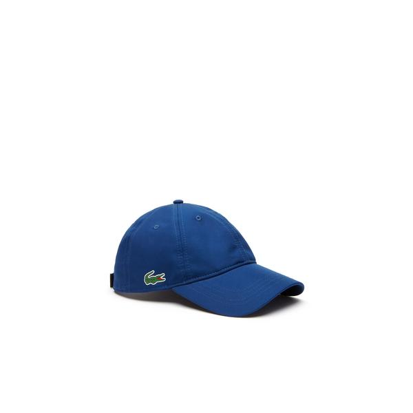 Lacoste Sport Lacivert Şapka