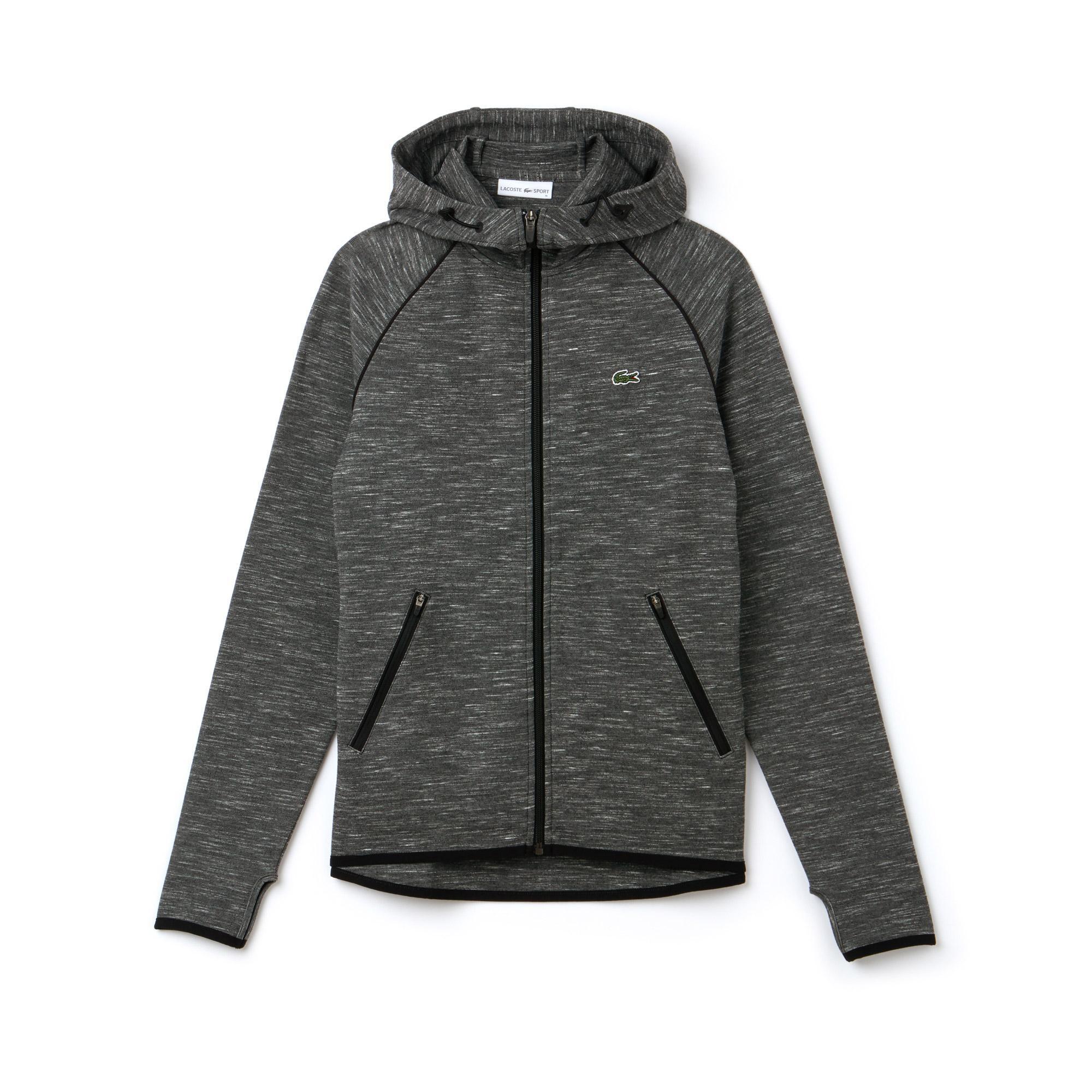 Lacoste Sport Kadın Koyu Gri Sweatshirt