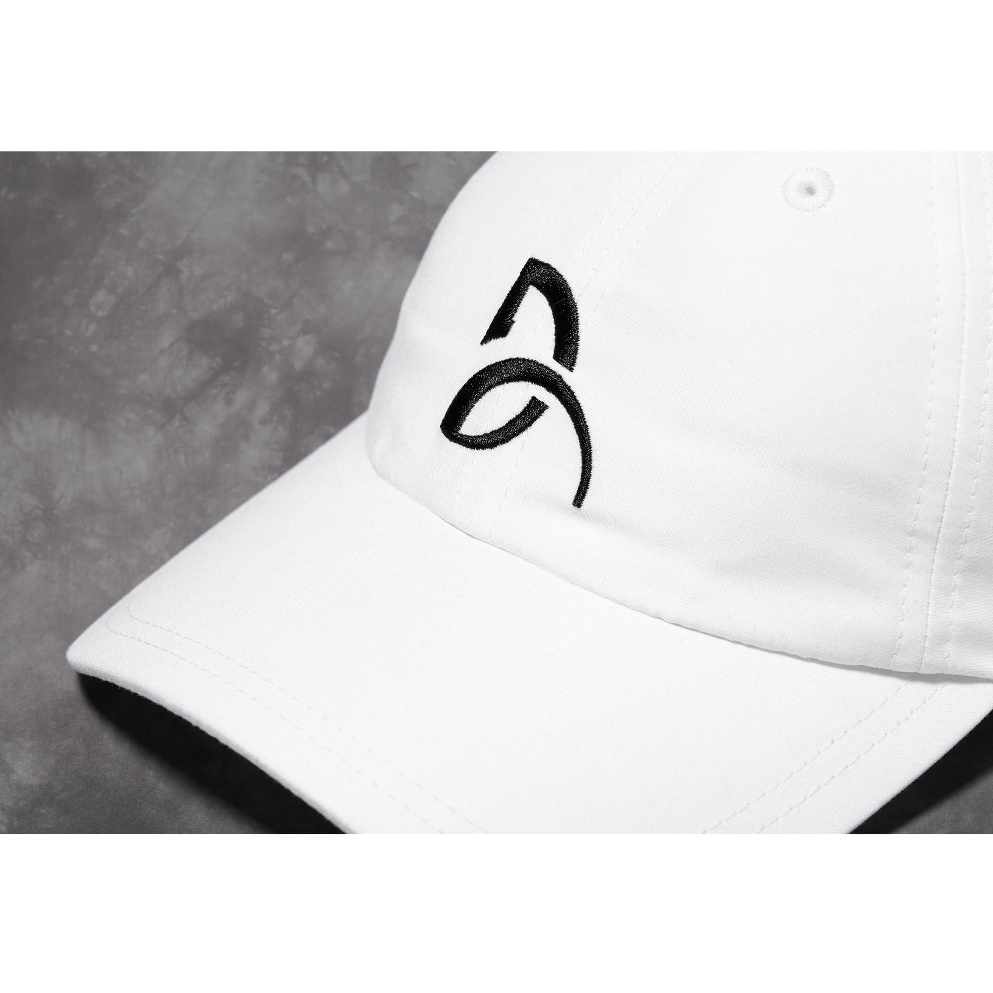 Lacoste Novak Djokovic Unisex Beyaz Şapka