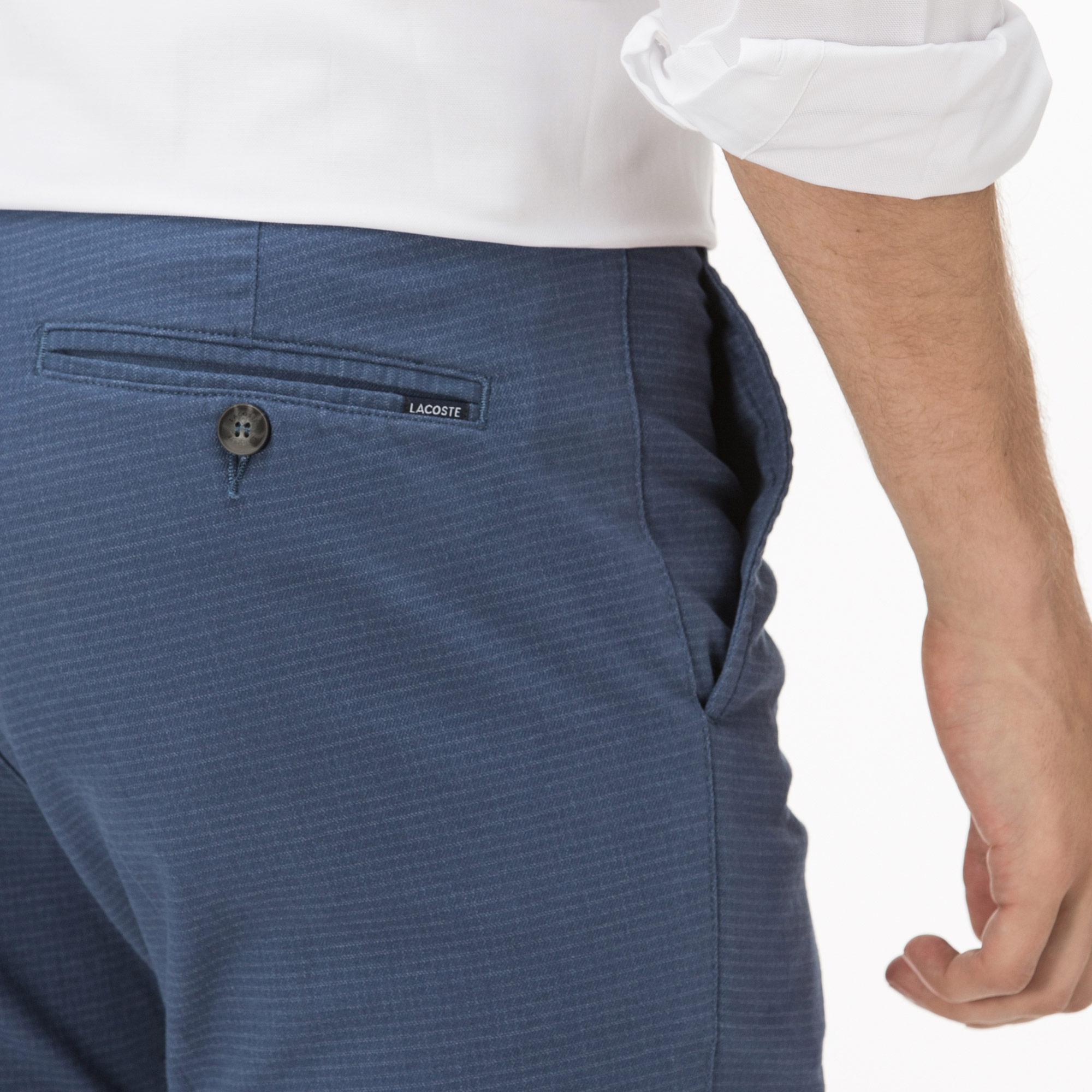 Lacoste Erkek Koyu Mavi Pantolon