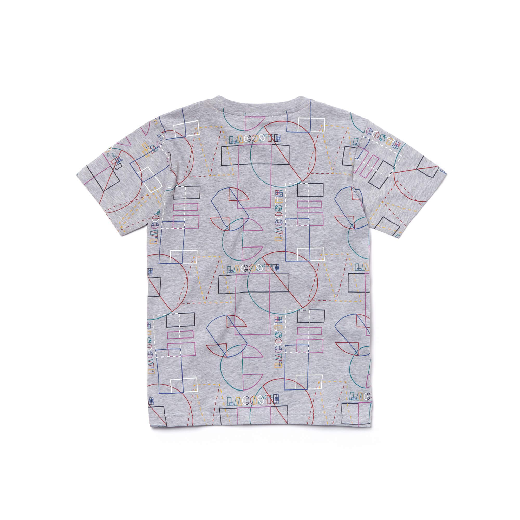 Lacoste Çocuk Renkli T-Shirt