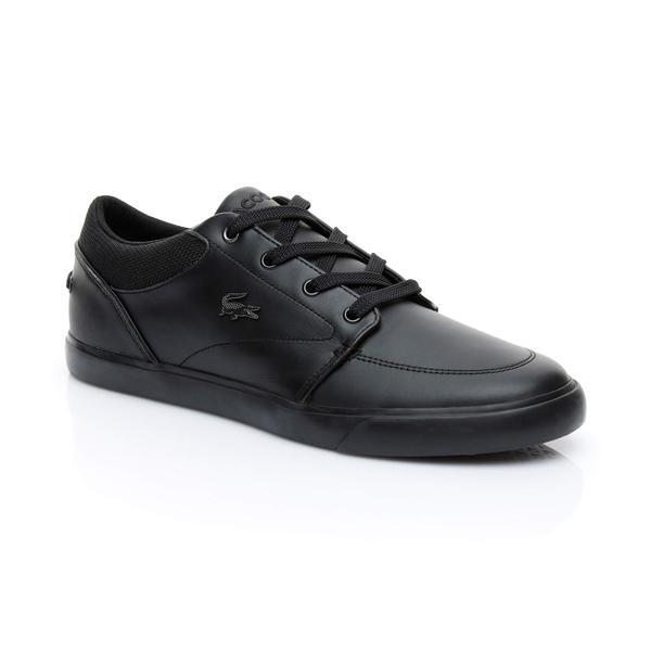 Lacoste Erkek Bayliss 318 2 Siyah Sneaker
