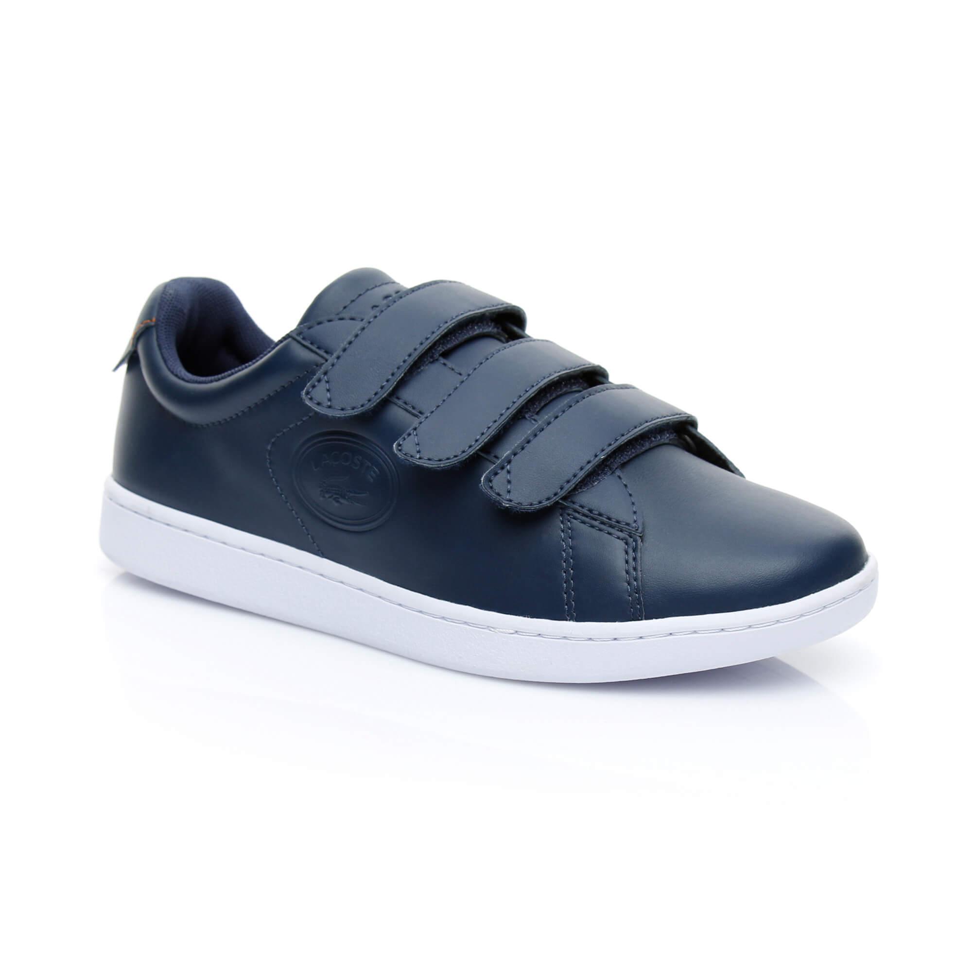 Lacoste Kadın Carnaby Evo Strap 3181 Lacivert Sneaker