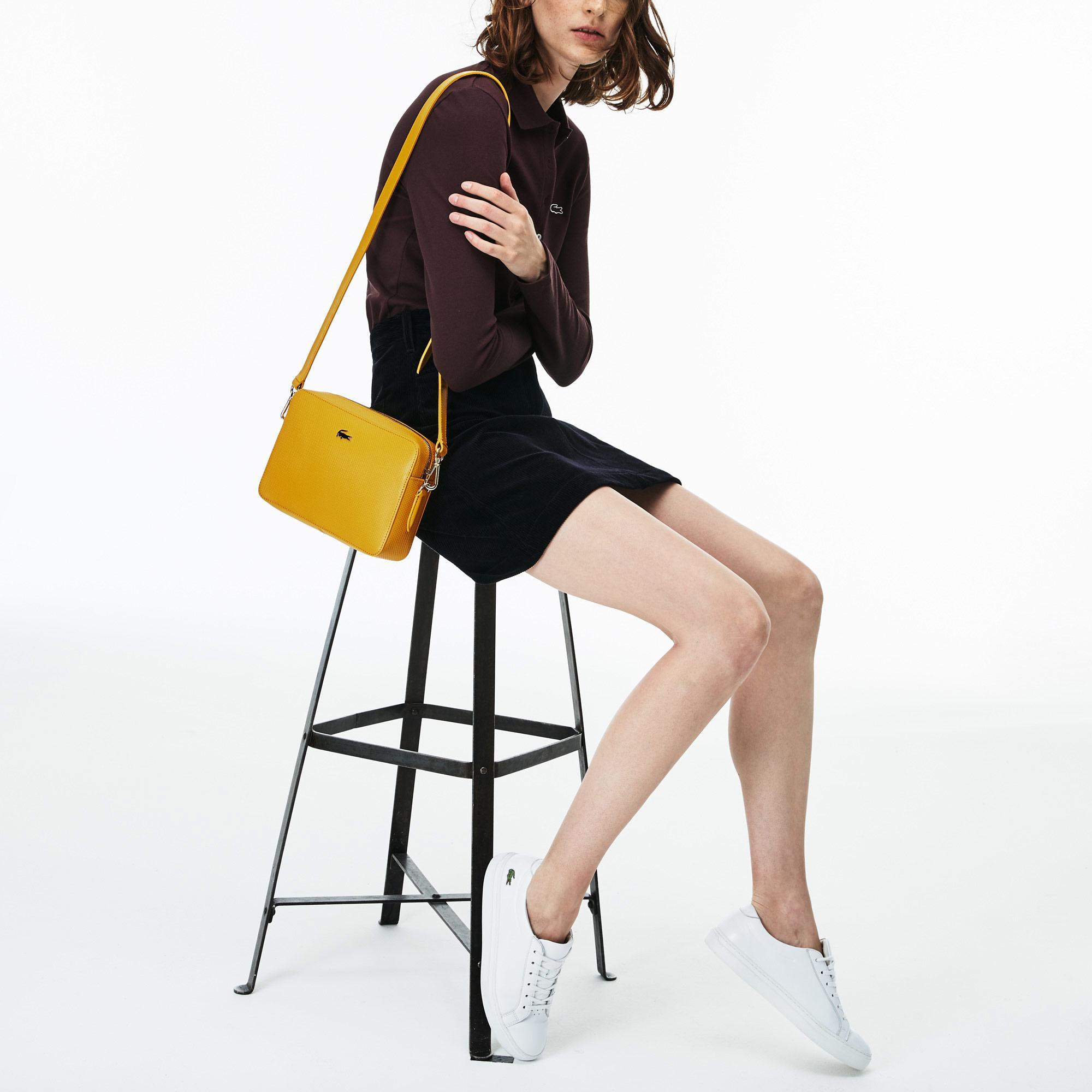 Lacoste Kadın Sarı Çanta
