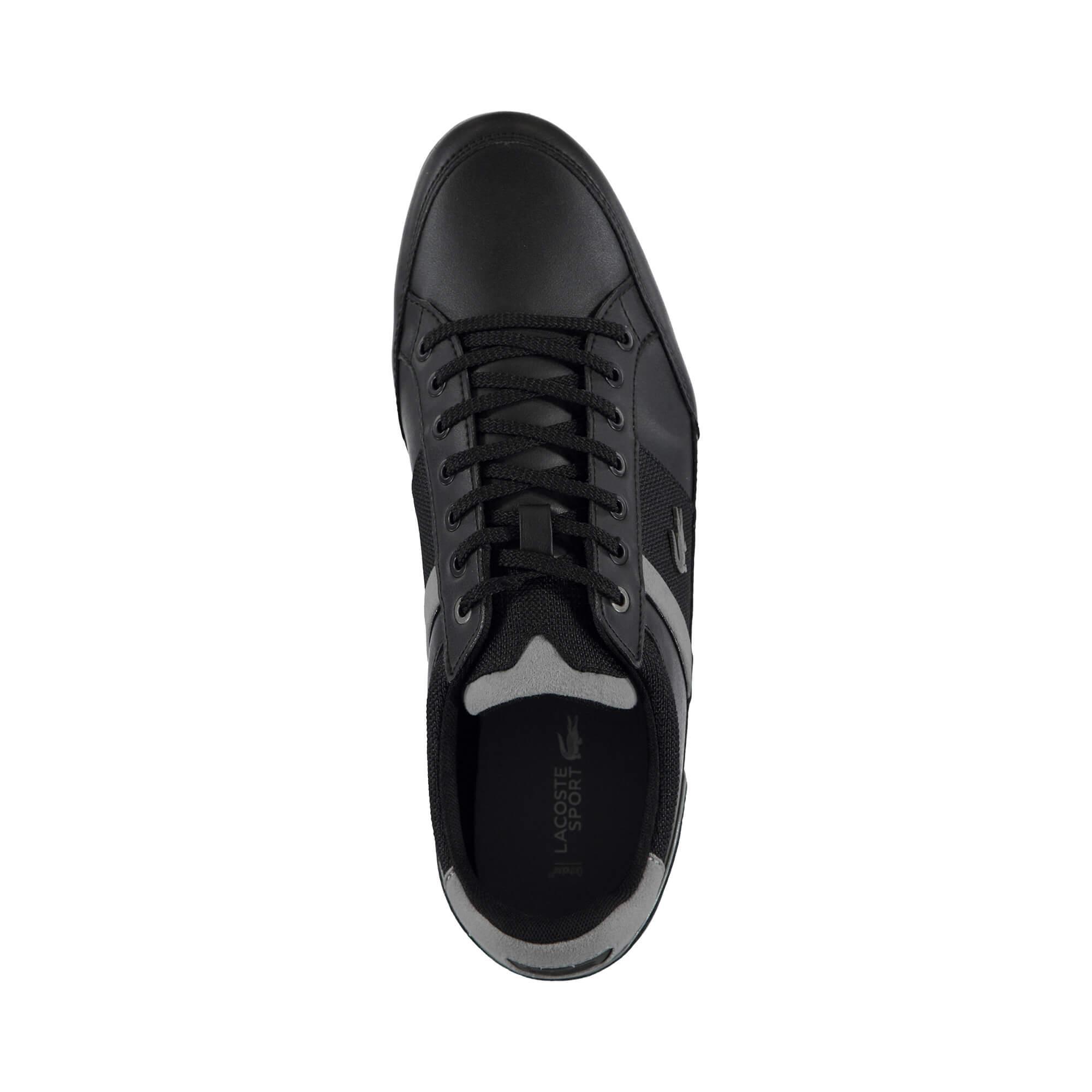 Lacoste Erkek Chaymon 318 1 Siyah Casual Ayakkabı