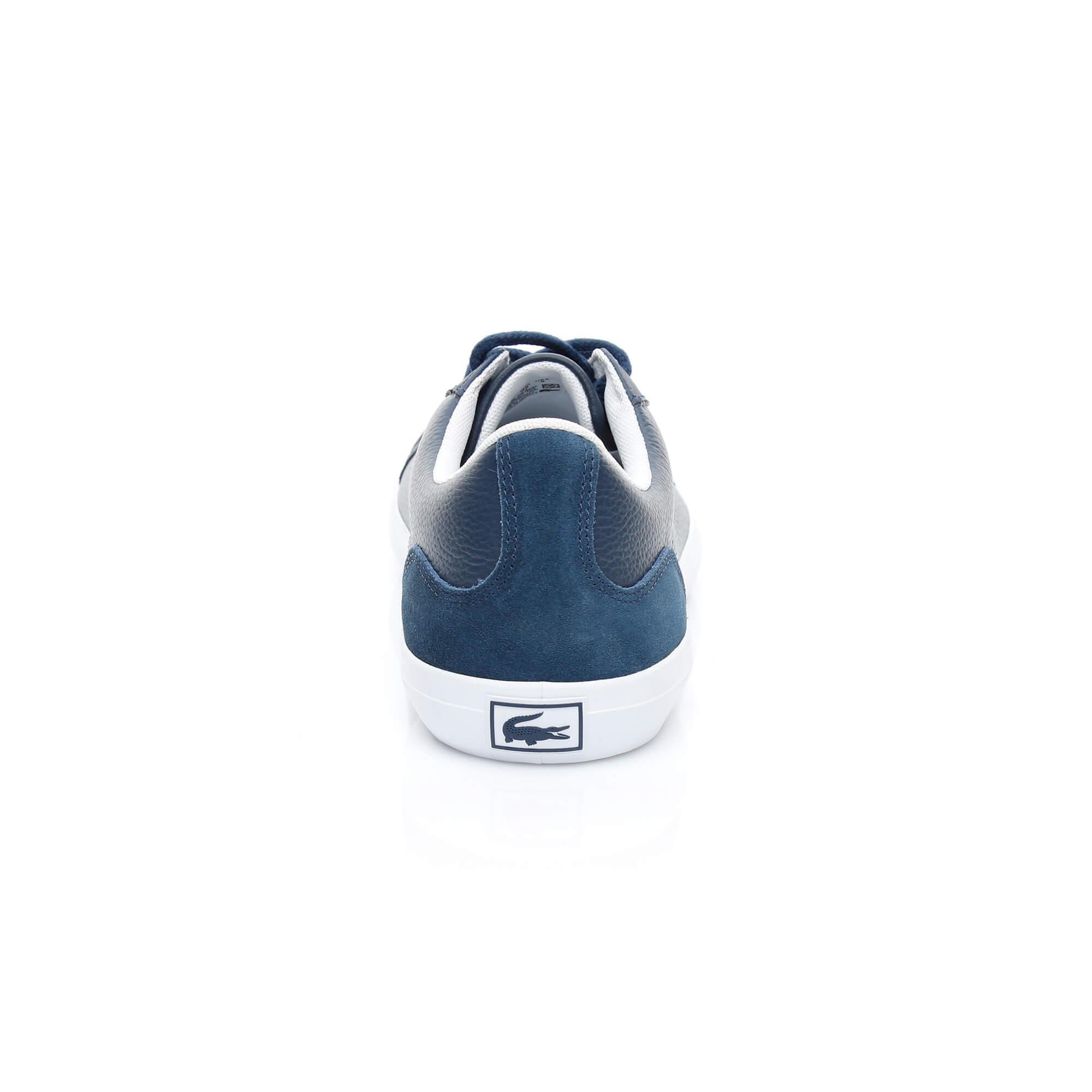 Lacoste Erkek Lerond 318 3 Lacivert Sneaker