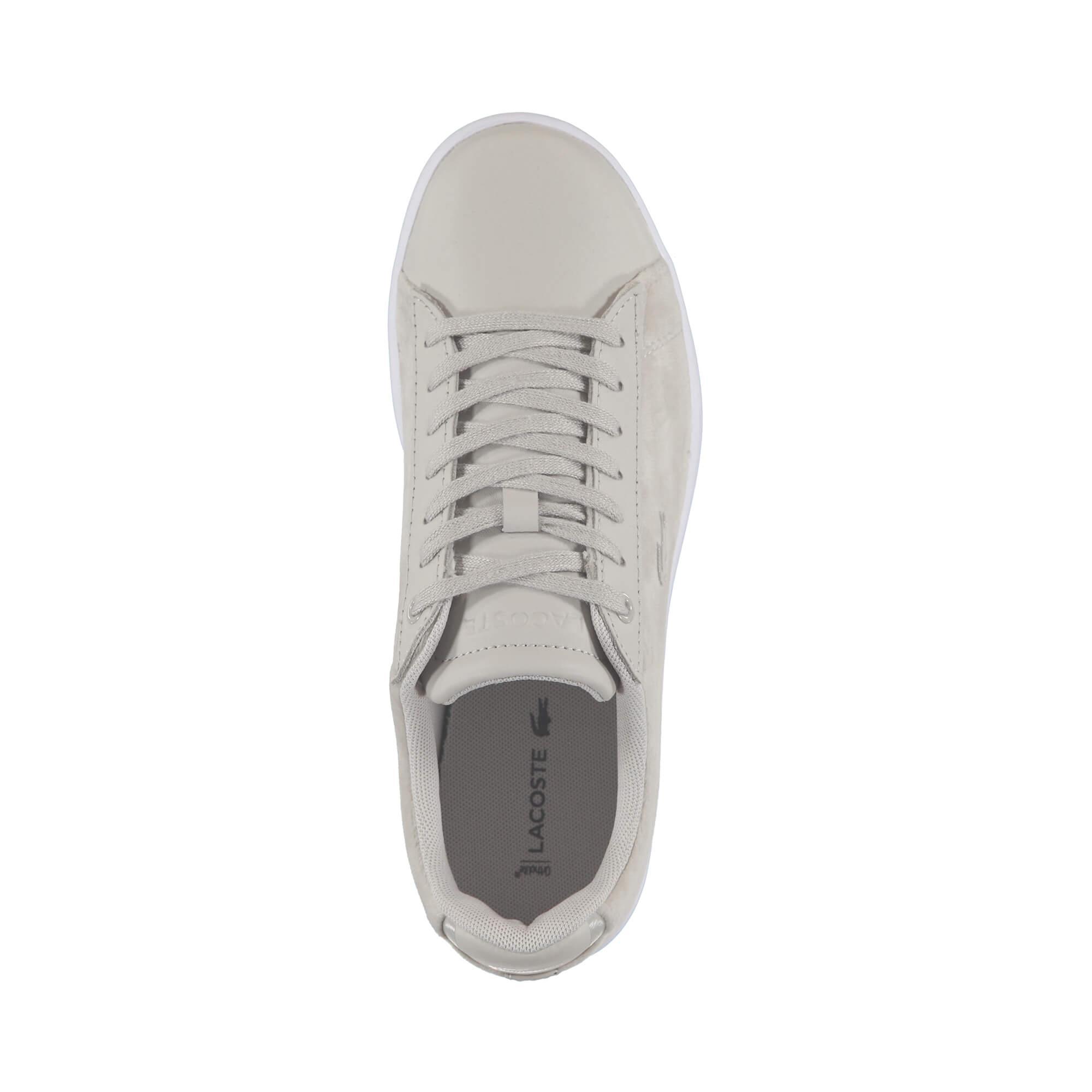 Lacoste Kadın Carnaby Evo 318 8 Gri Sneaker