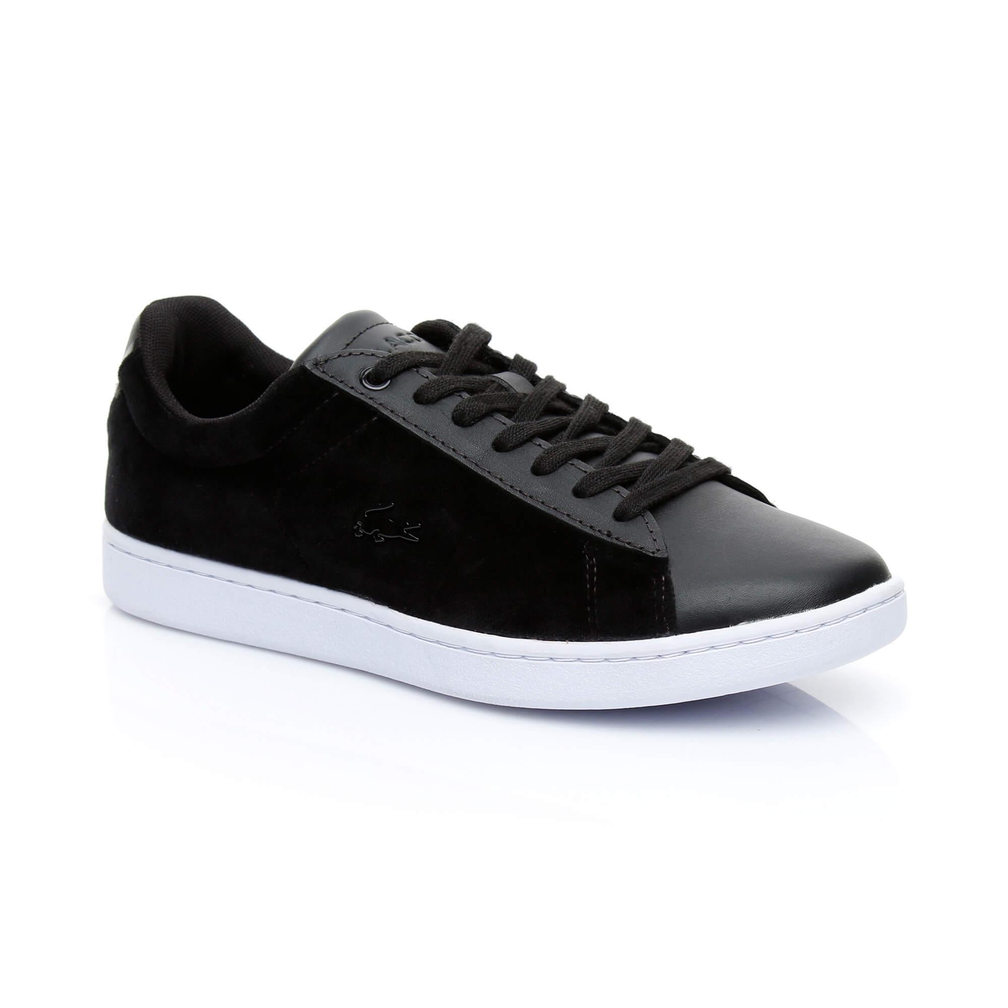 Lacoste Kadın Carnaby Evo 318 8 Siyah Sneaker