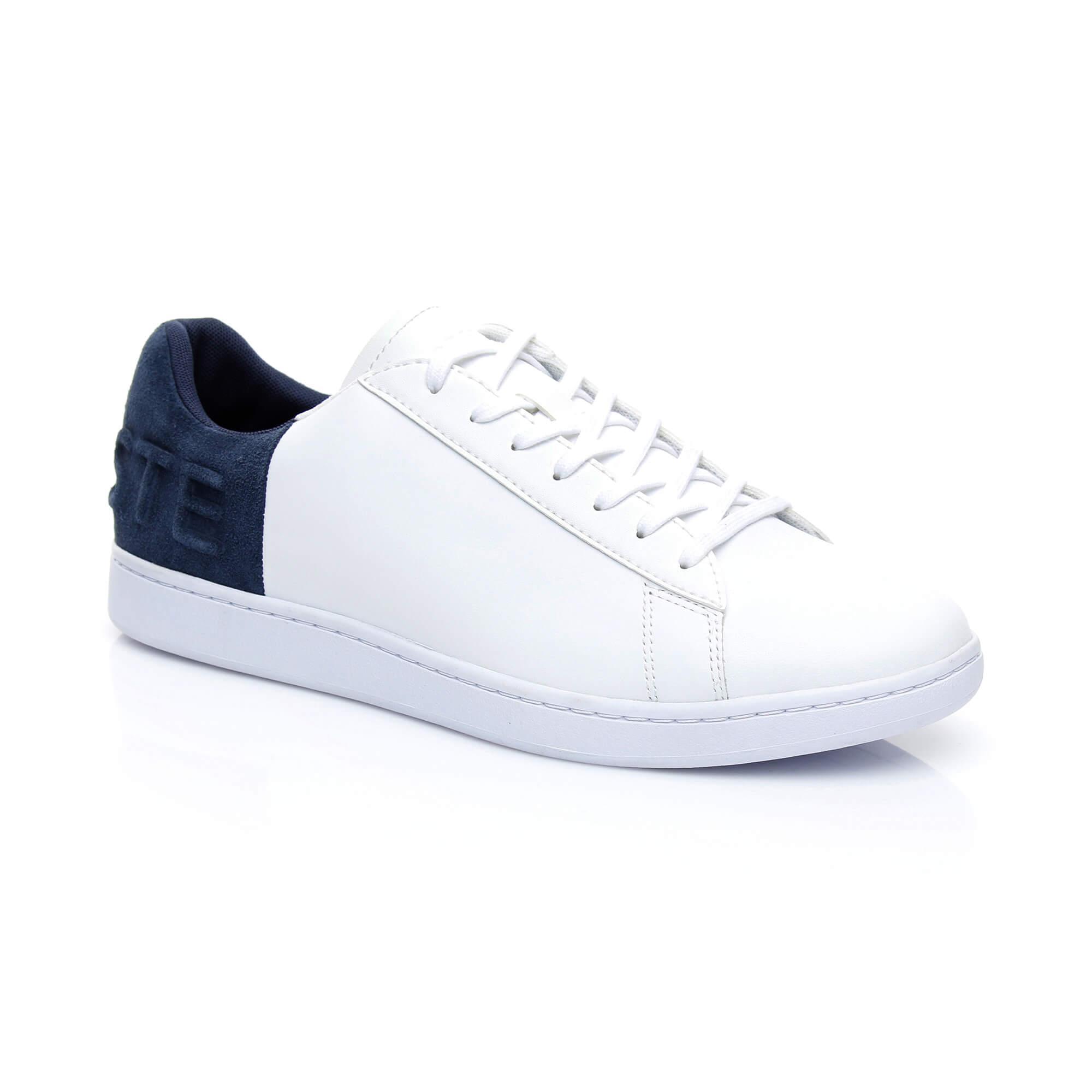 Lacoste Erkek Carnaby Evo 318 6 Beyaz Sneaker