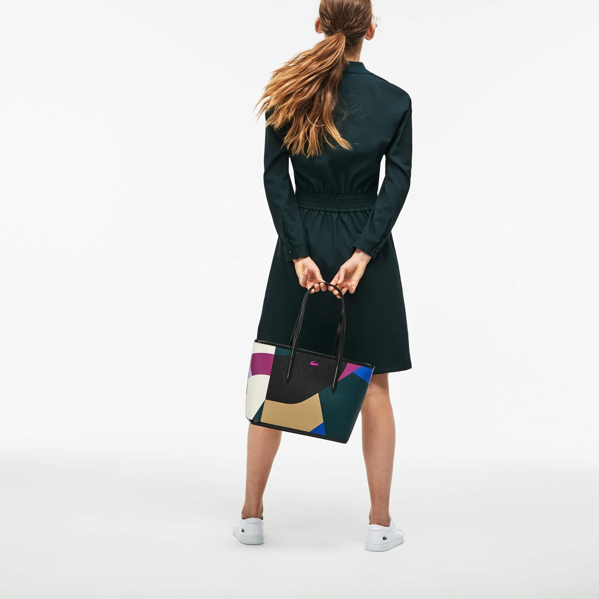 Lacoste Kadın Chantaco Fantaisie Renkli Kol Çantası
