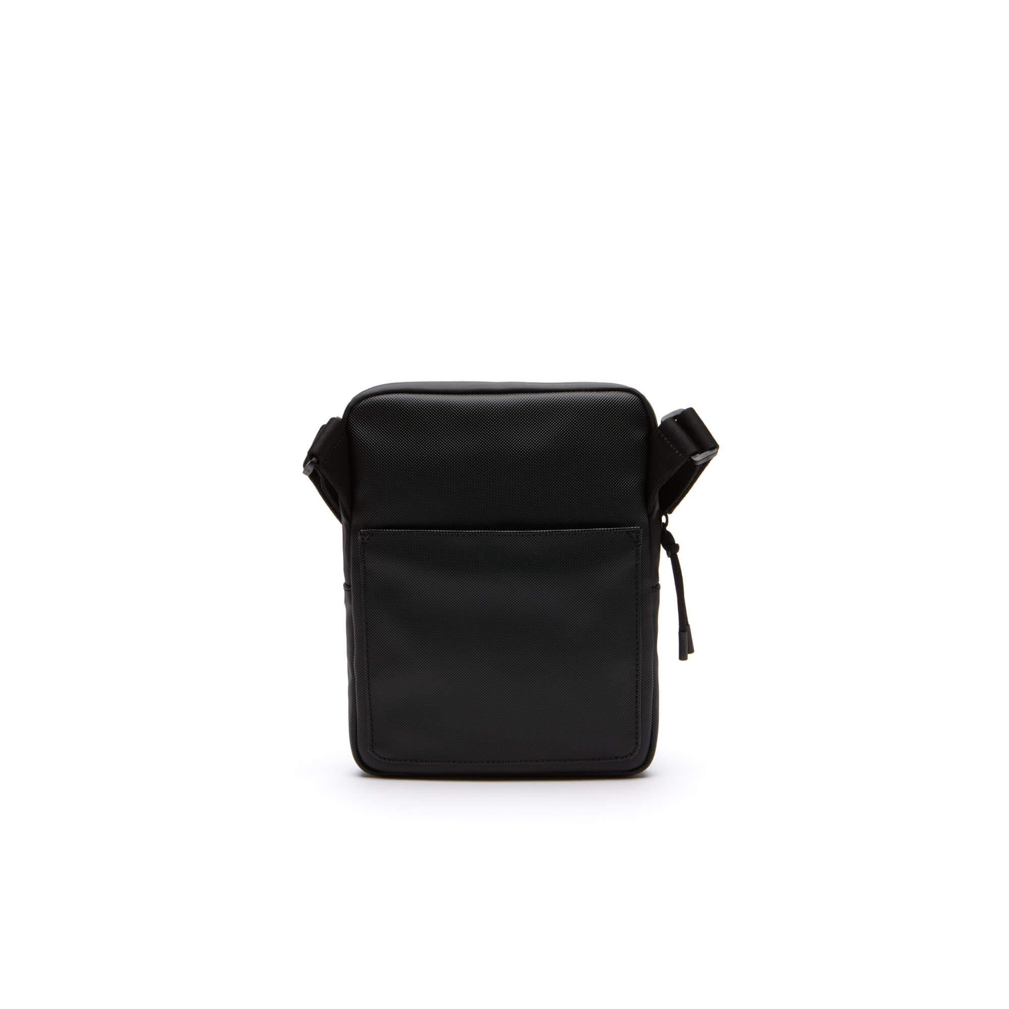 Lacoste Erkek L.12.12 Concept Siyah Kamera Çantası