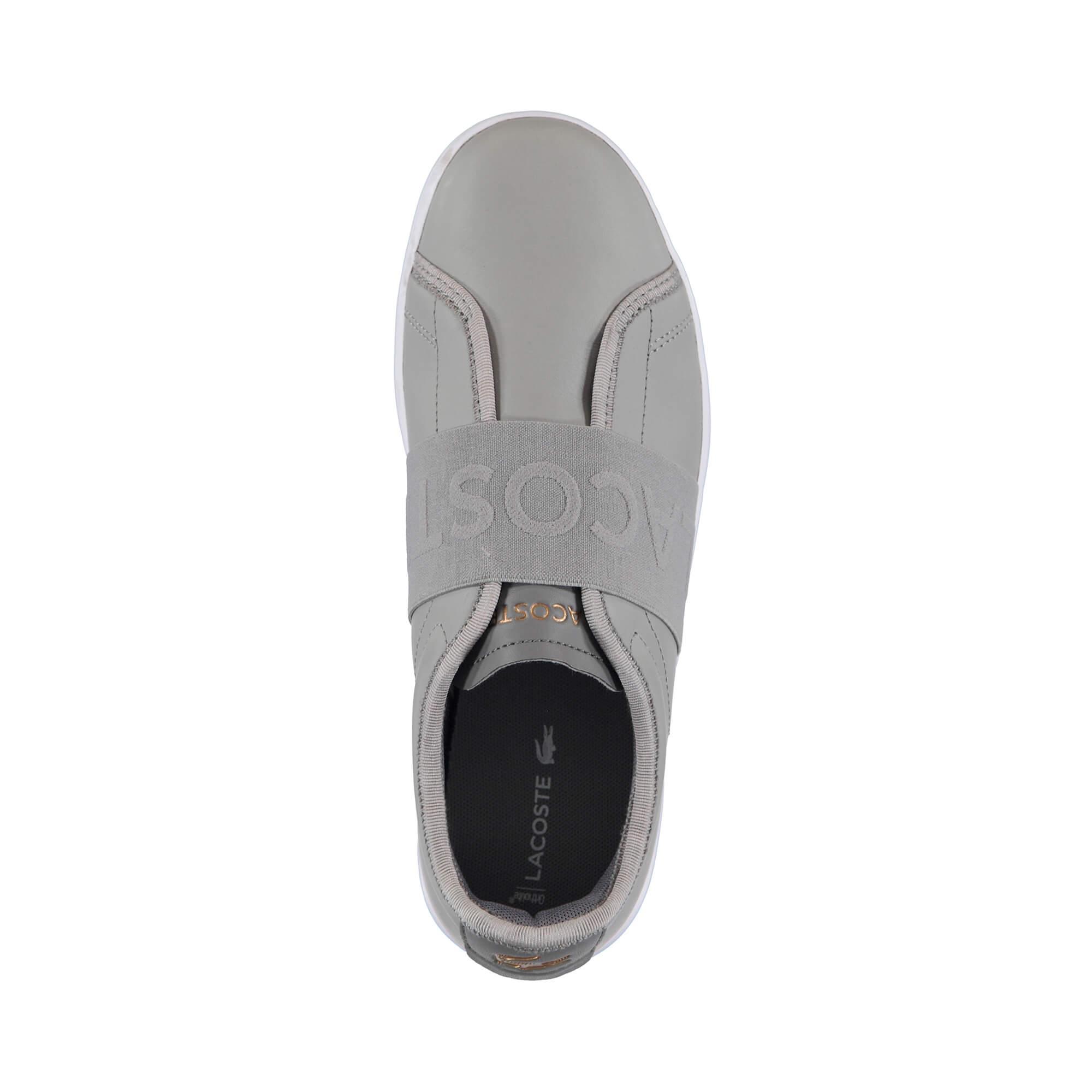 Lacoste Kadın Carnaby Evo Slip 318 1 Gri Sneaker
