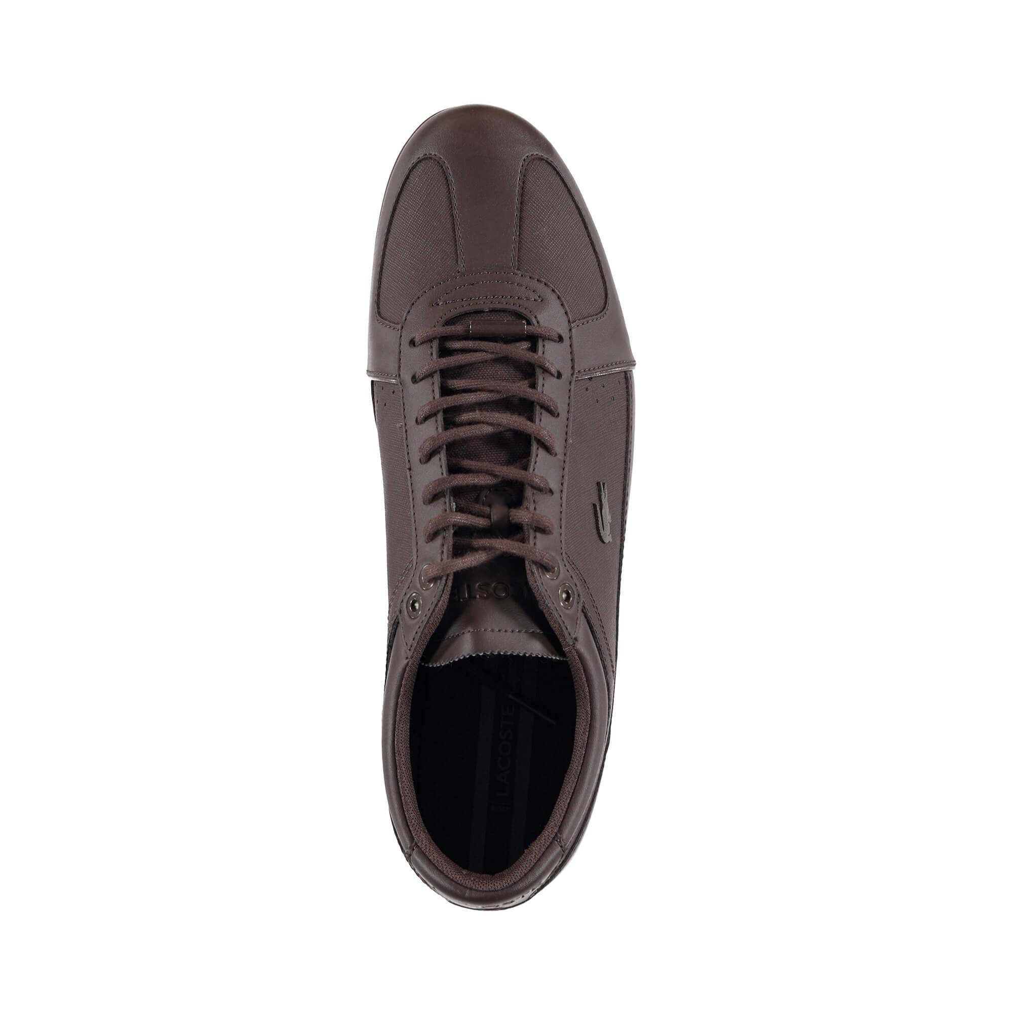 Lacoste Erkek Evara 318 1 Kahverengi Casual Ayakkabı