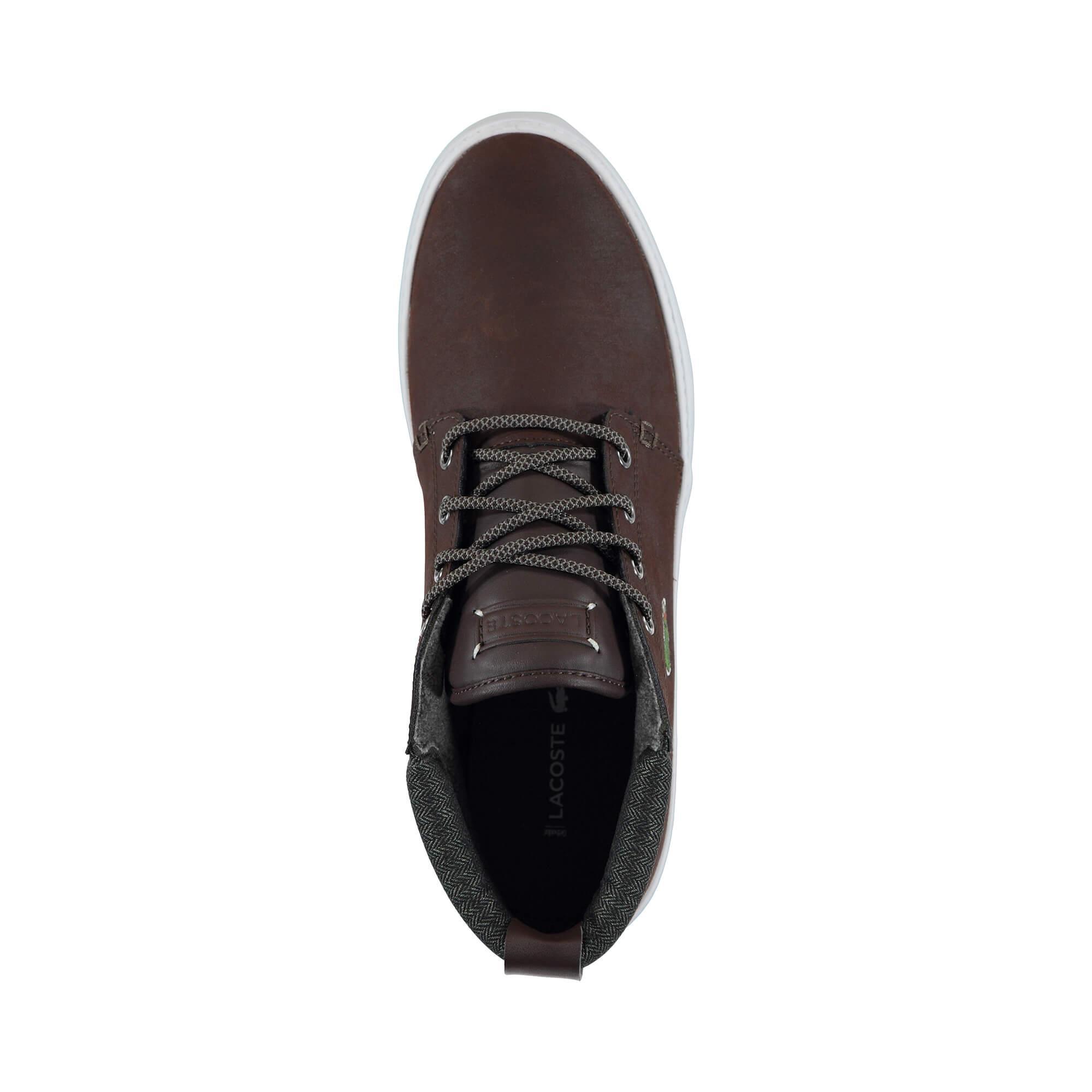 Lacoste Erkek Ampthill Terra 318 1 Kahverengi Ayakkabı