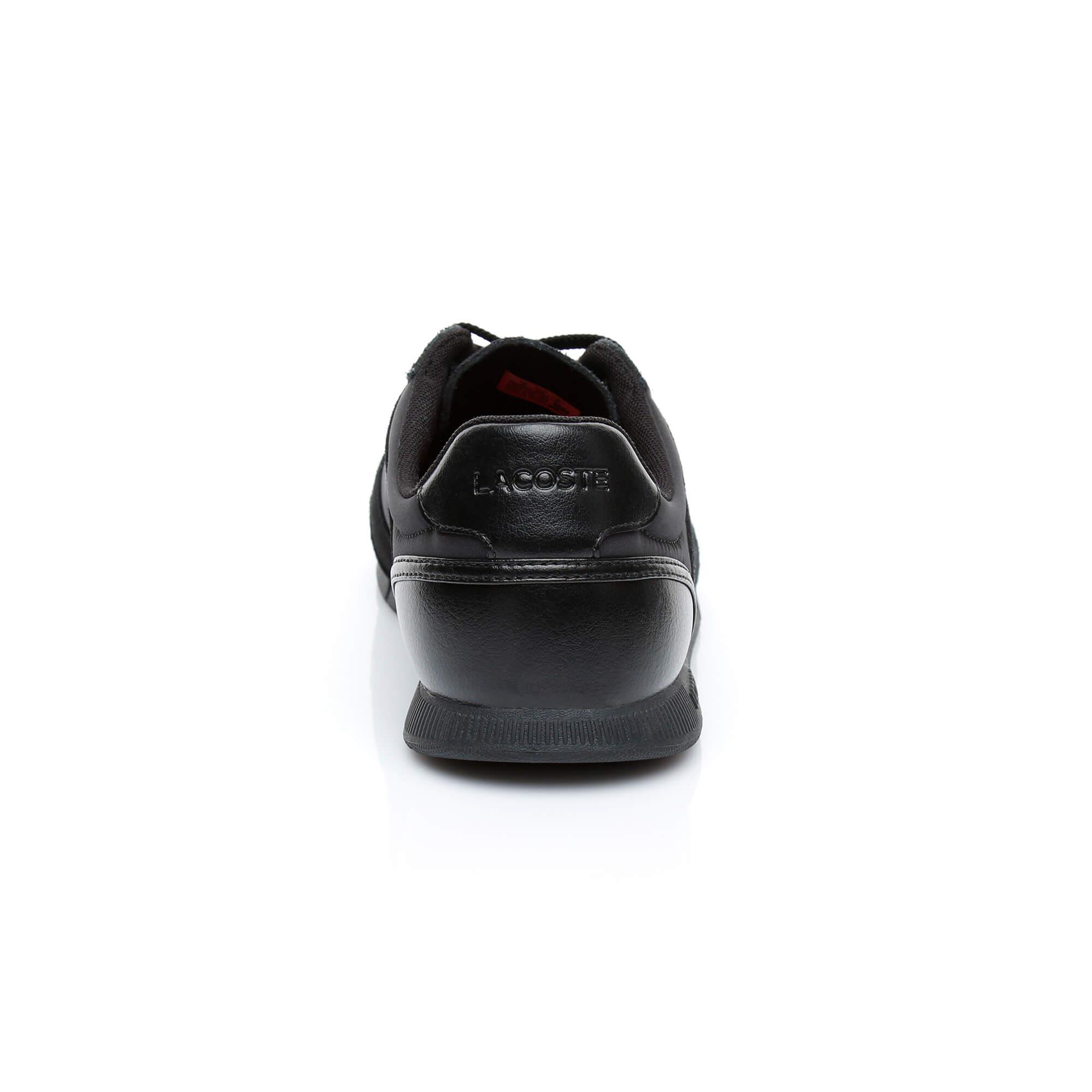 Lacoste Erkek Menerva Sport 318 1 Siyah Casual Ayakkabı