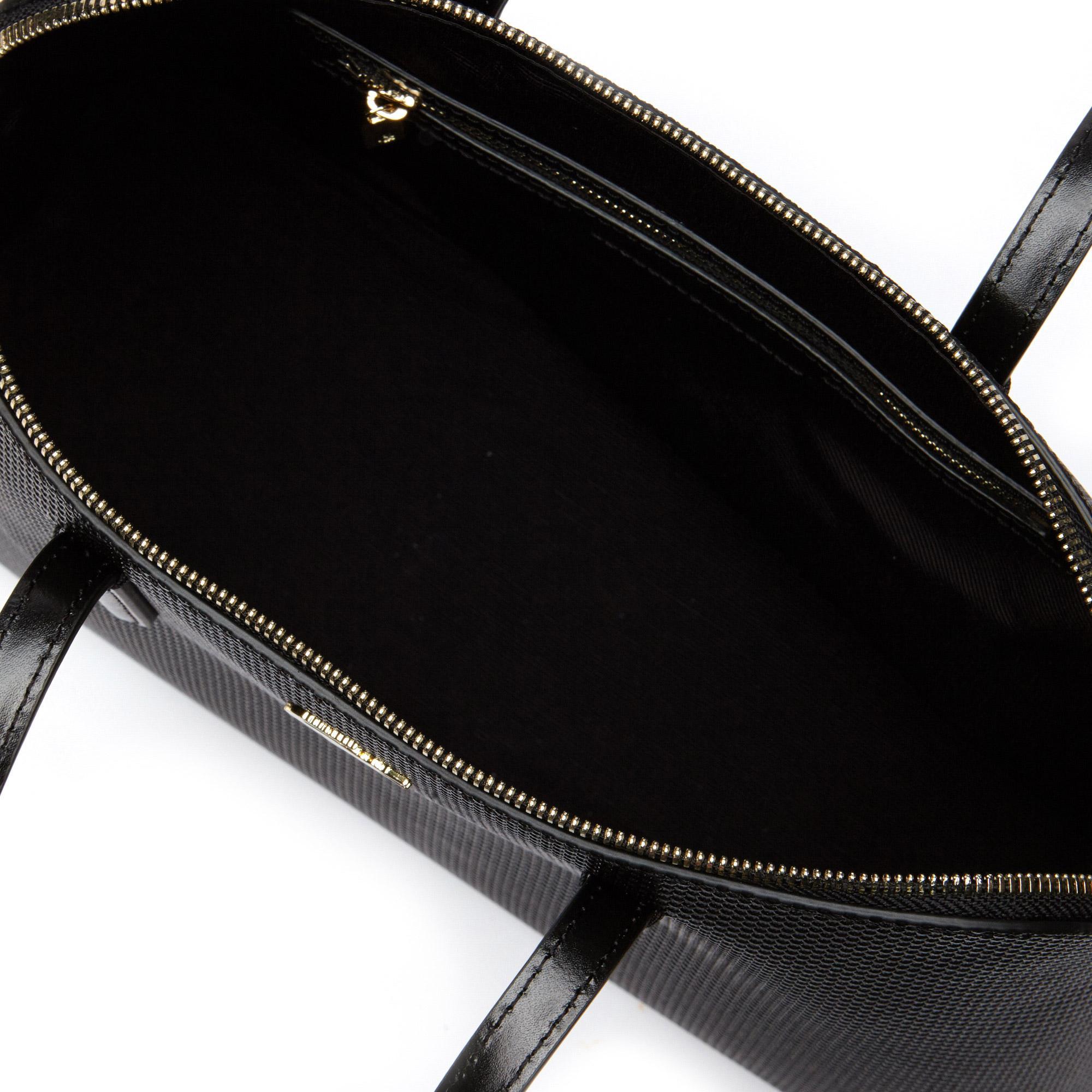 Lacoste Chantaco Kadın Siyah Çanta