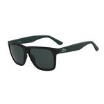 Lacoste Unisex Yeşil Güneş Gözlüğü