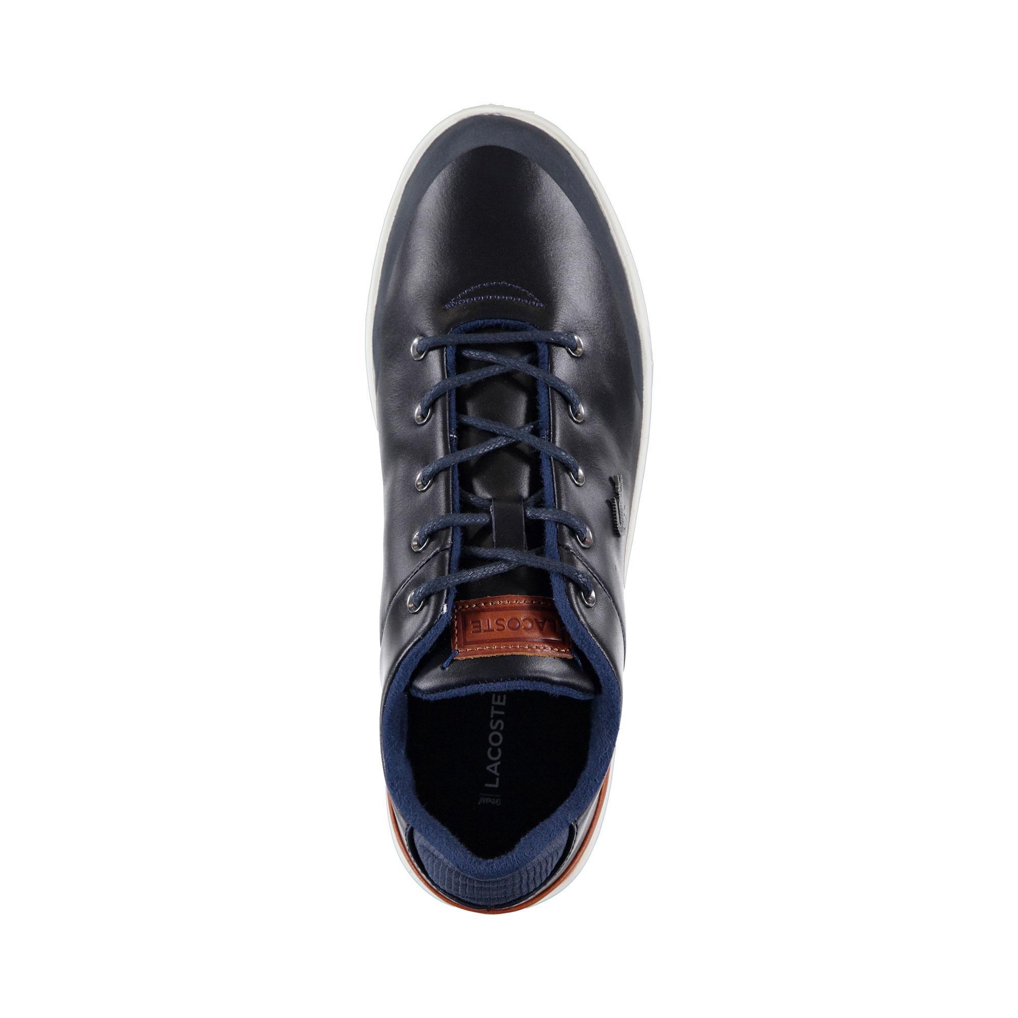 Lacoste Erkek Explorateur Classiclo 3181 Lacivert Sneaker