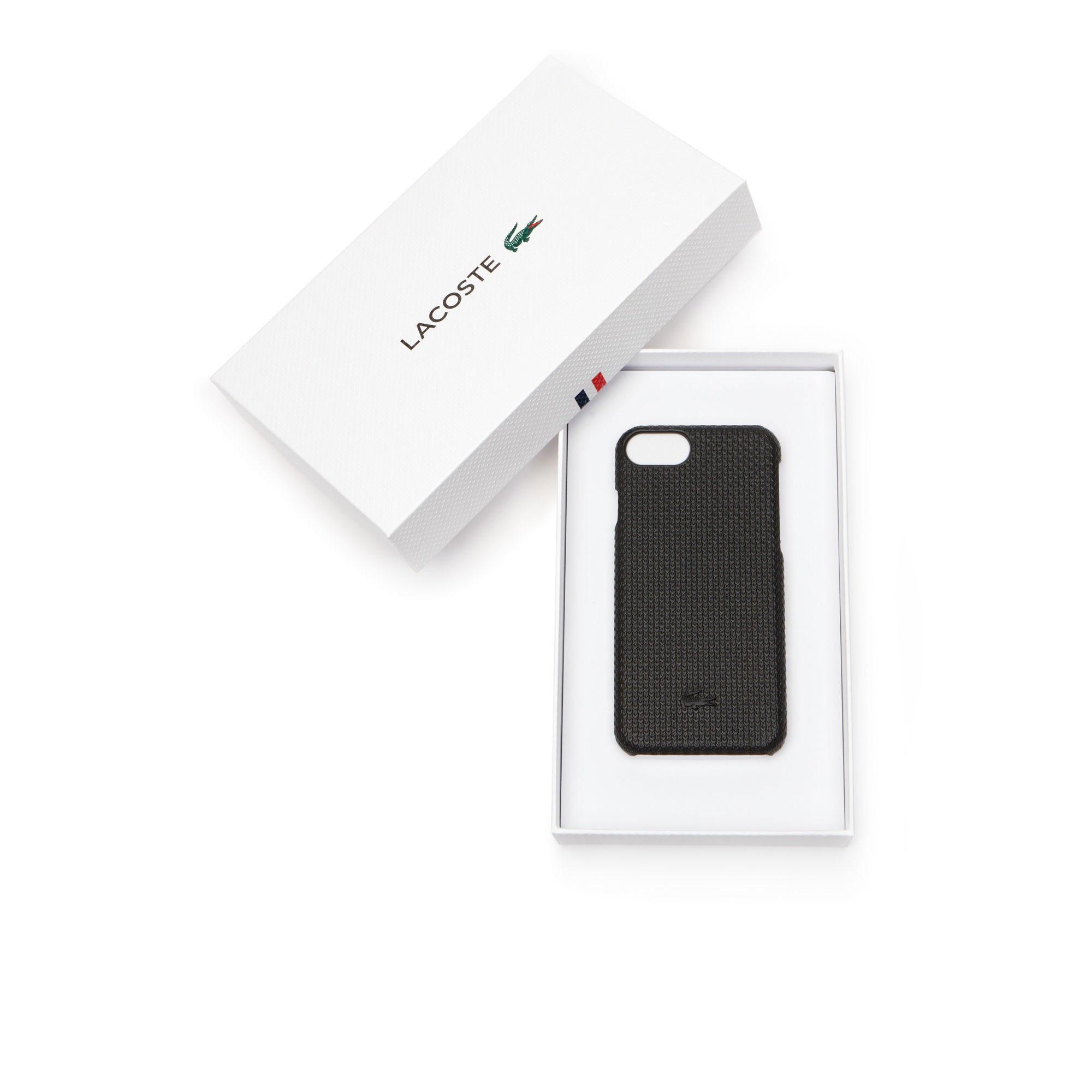 Lacoste Unisex Siyah Iphone 8 Kılıf
