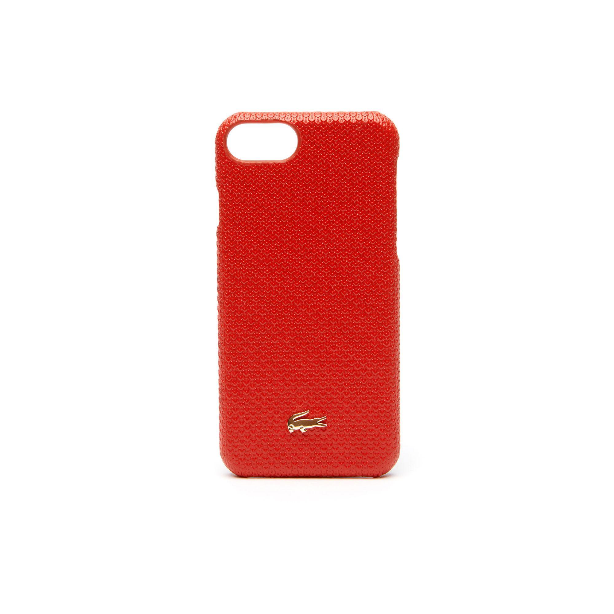 Lacoste Unisex Turuncu Iphone 8 Kılıfı