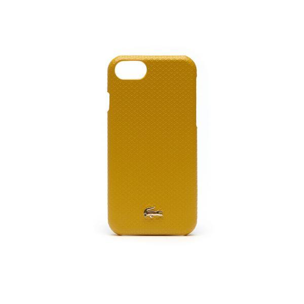 Lacoste Unisex Sarı Iphone 8 Kılıfı