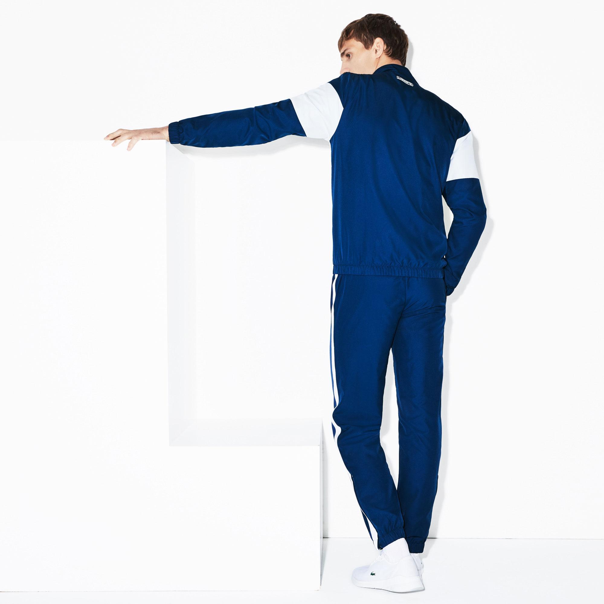Lacoste Sport Erkek Mavi Eşofman Takımı