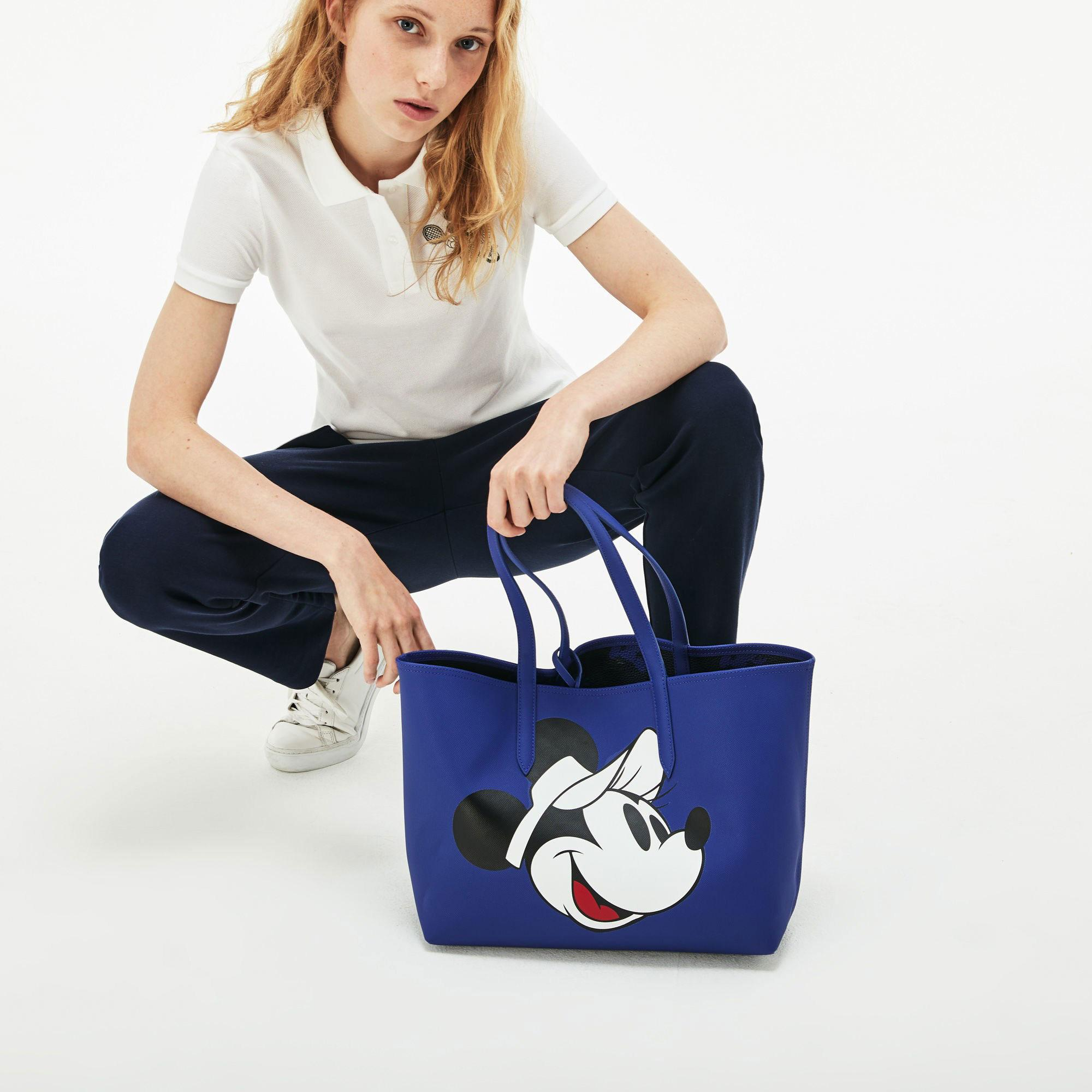 Lacoste X Disney Anna Kadın Mavi Çanta