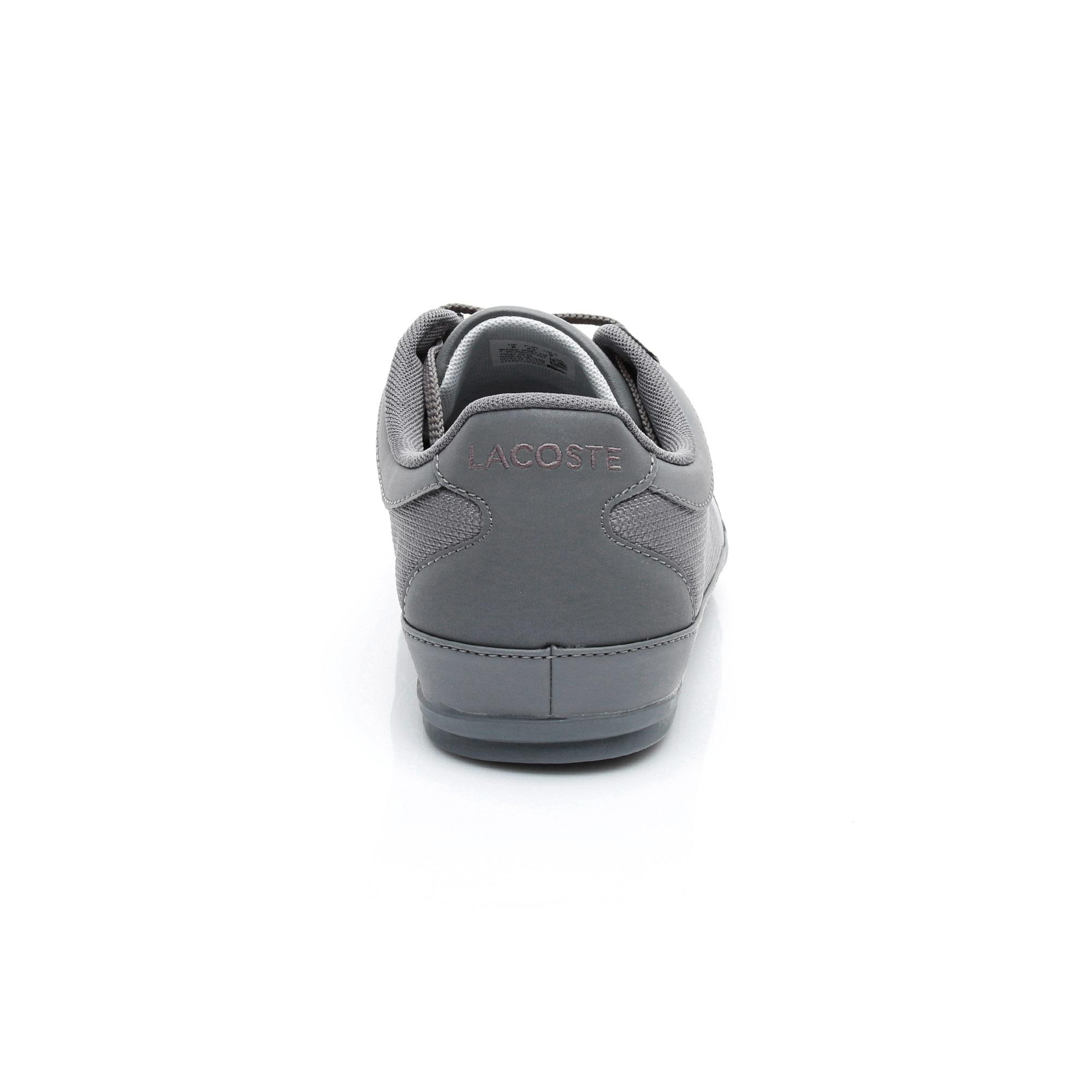 Lacoste Erkek Mısano Sport 318 1 Gri Casual Ayakkabı