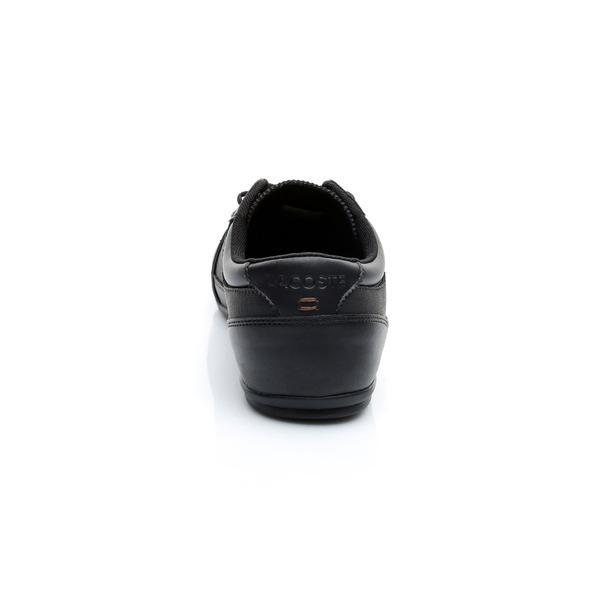 Lacoste Erkek Evara 318 1 Siyah Casual Ayakkabı