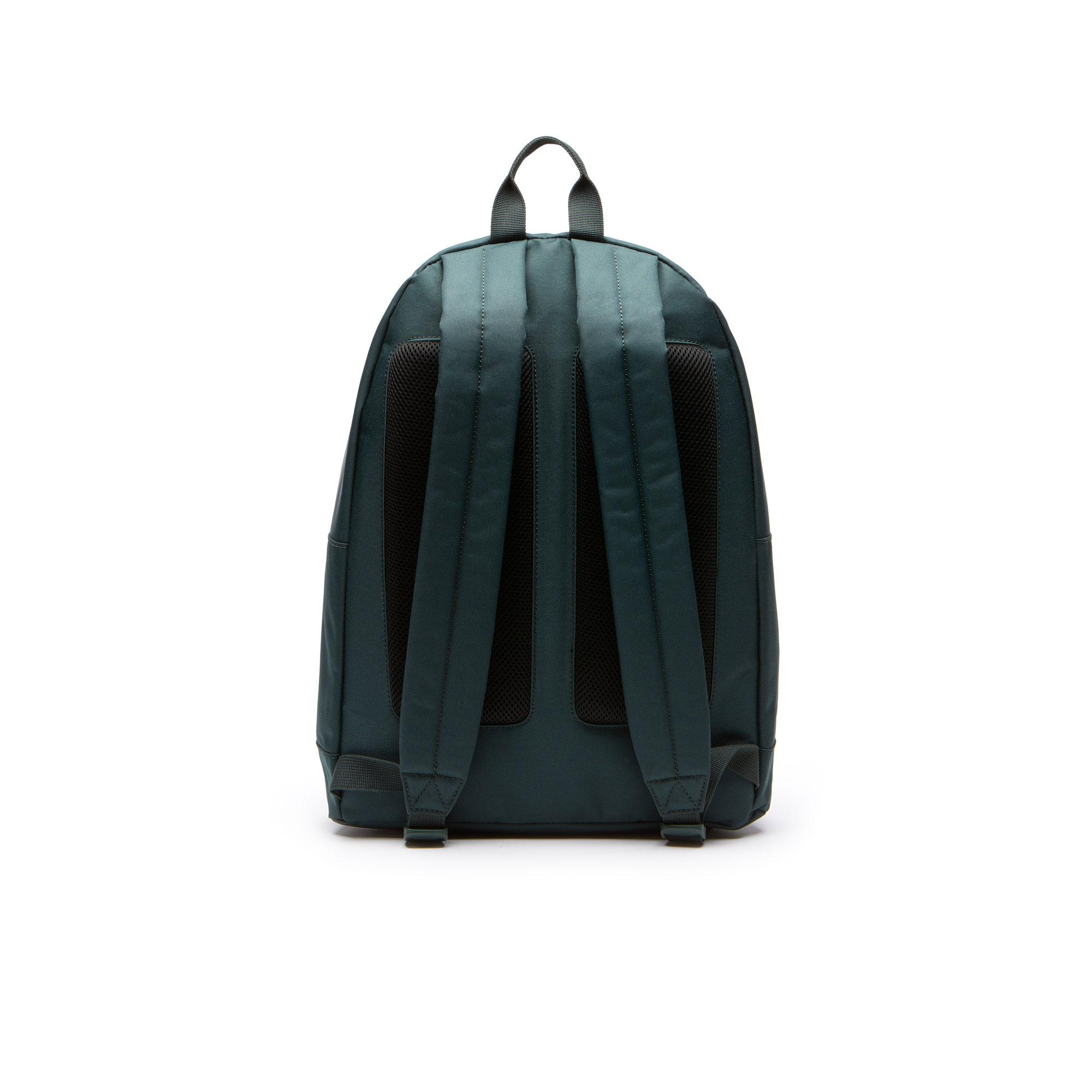 Lacoste Unisex Yeşil Sırt Çantası