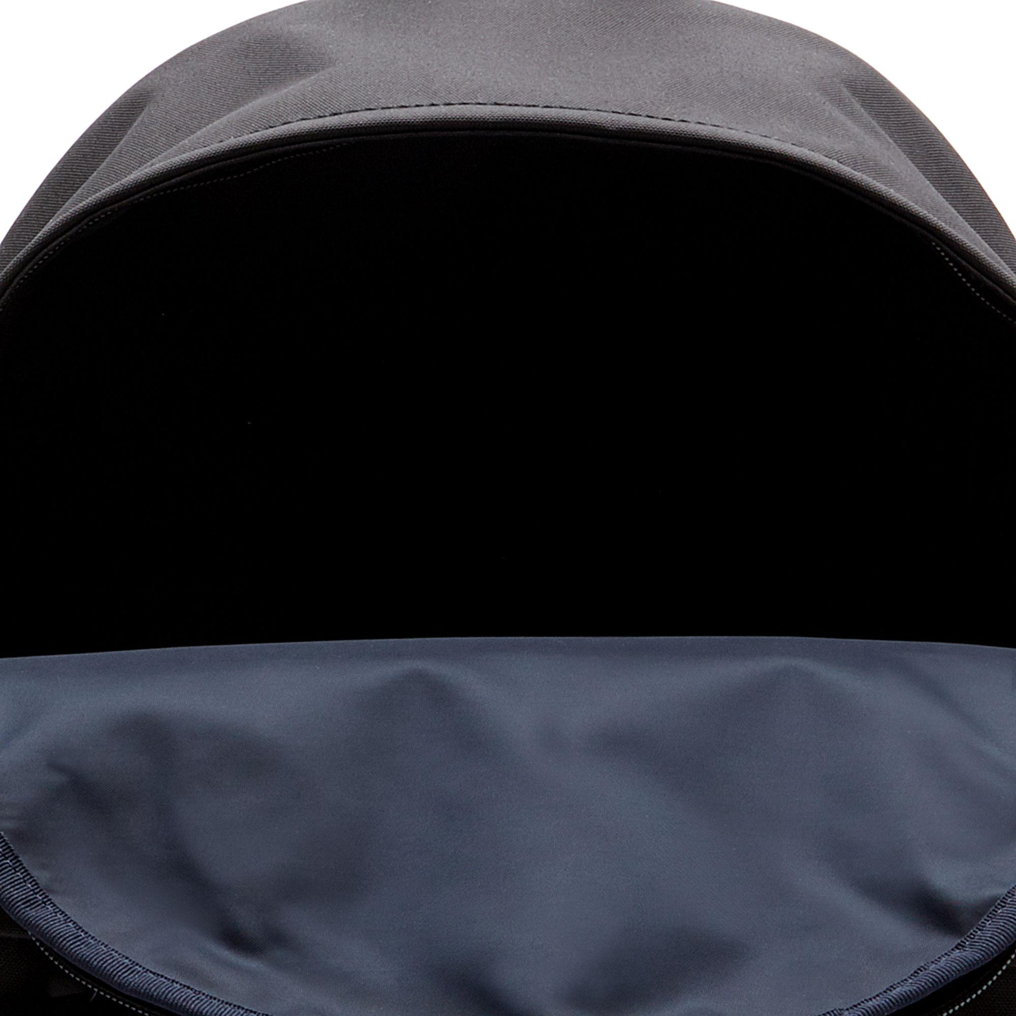 Lacoste Motion Unisex Siyah Sırt Çantası