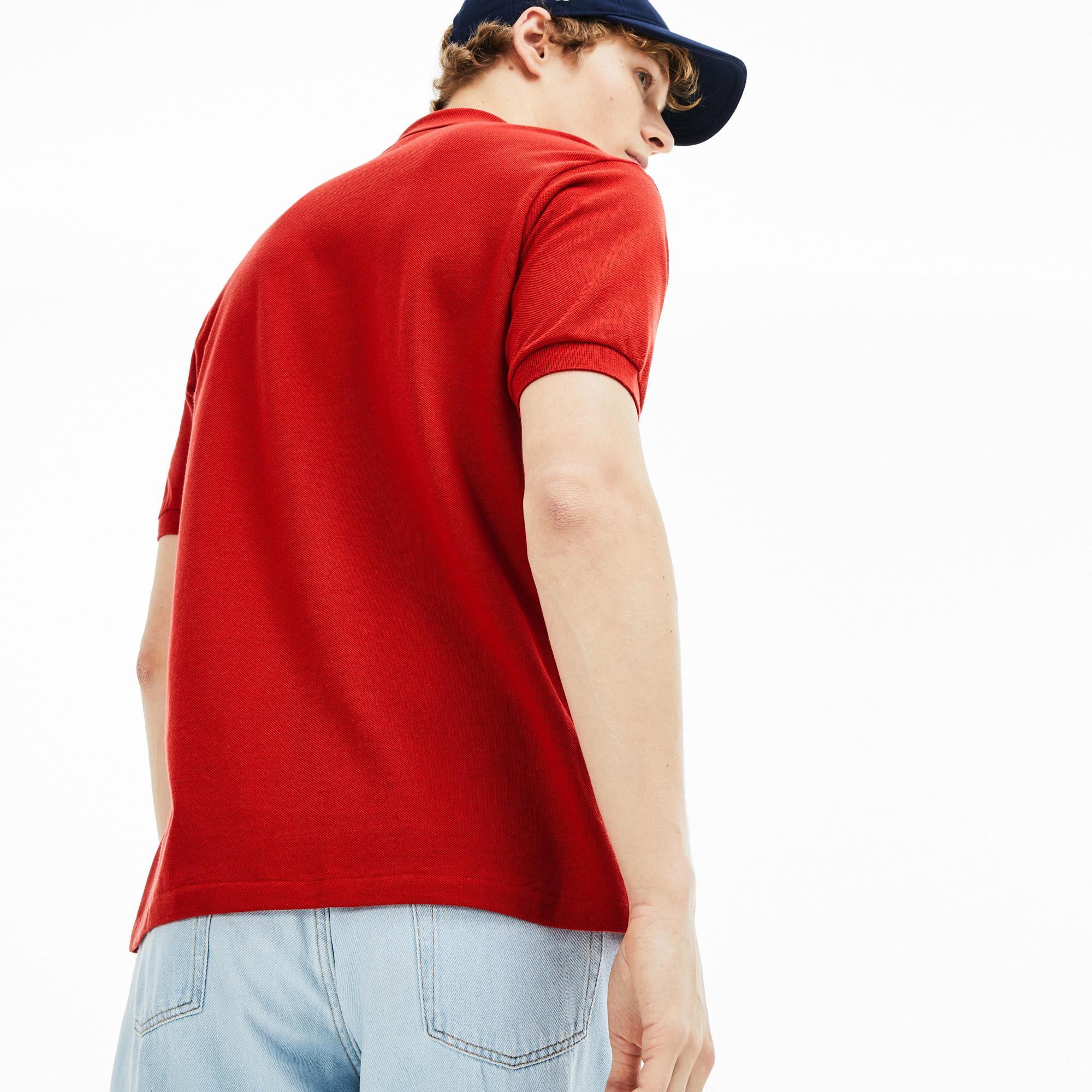 Lacoste Erkek Kırmızı Polo